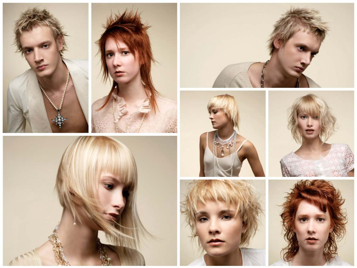 Current Daring Color And Movement Hairstyles For Hairstyles With Sleek Cutting Lines, Overcut Techniques And Thinning (View 10 of 20)