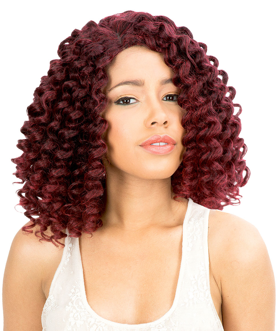 Current Twisted Lace Braid Hairstyles Inside New Born Free Magic Lace Braid Lace Front Wig Mlb35 Bouncy Twist Bob (View 14 of 20)