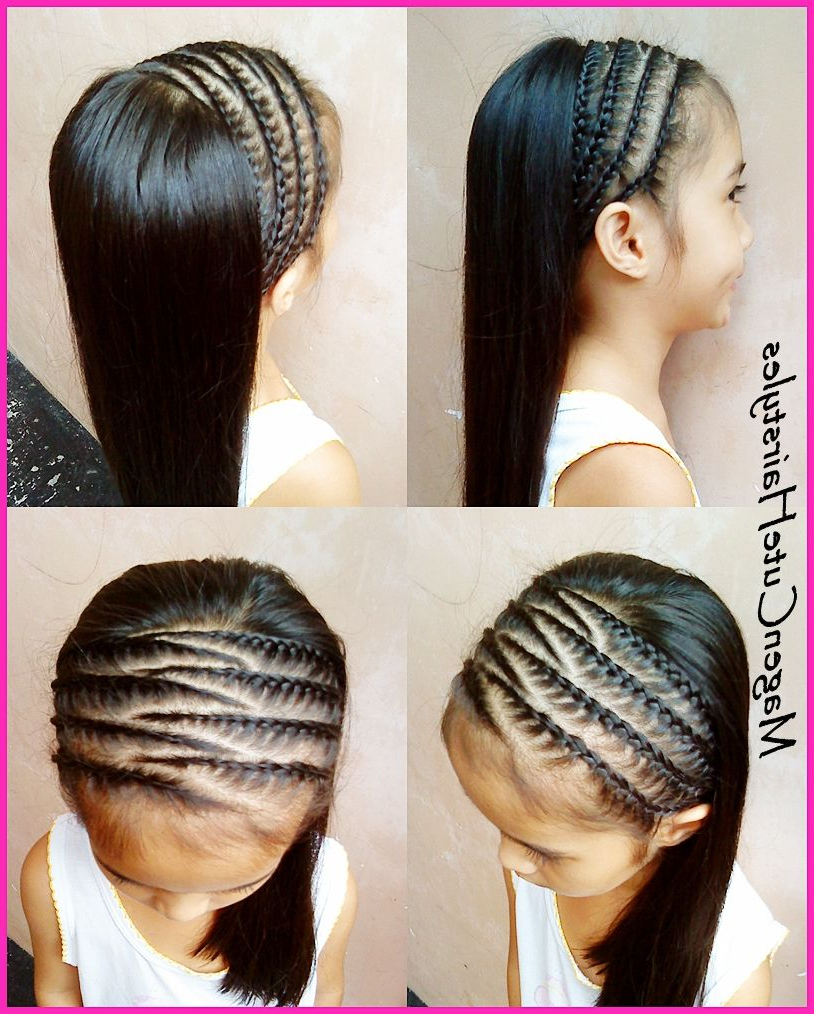 Current Twisted Lace Braid Hairstyles With Regard To Zigzag Lace Braid Headband (View 5 of 20)