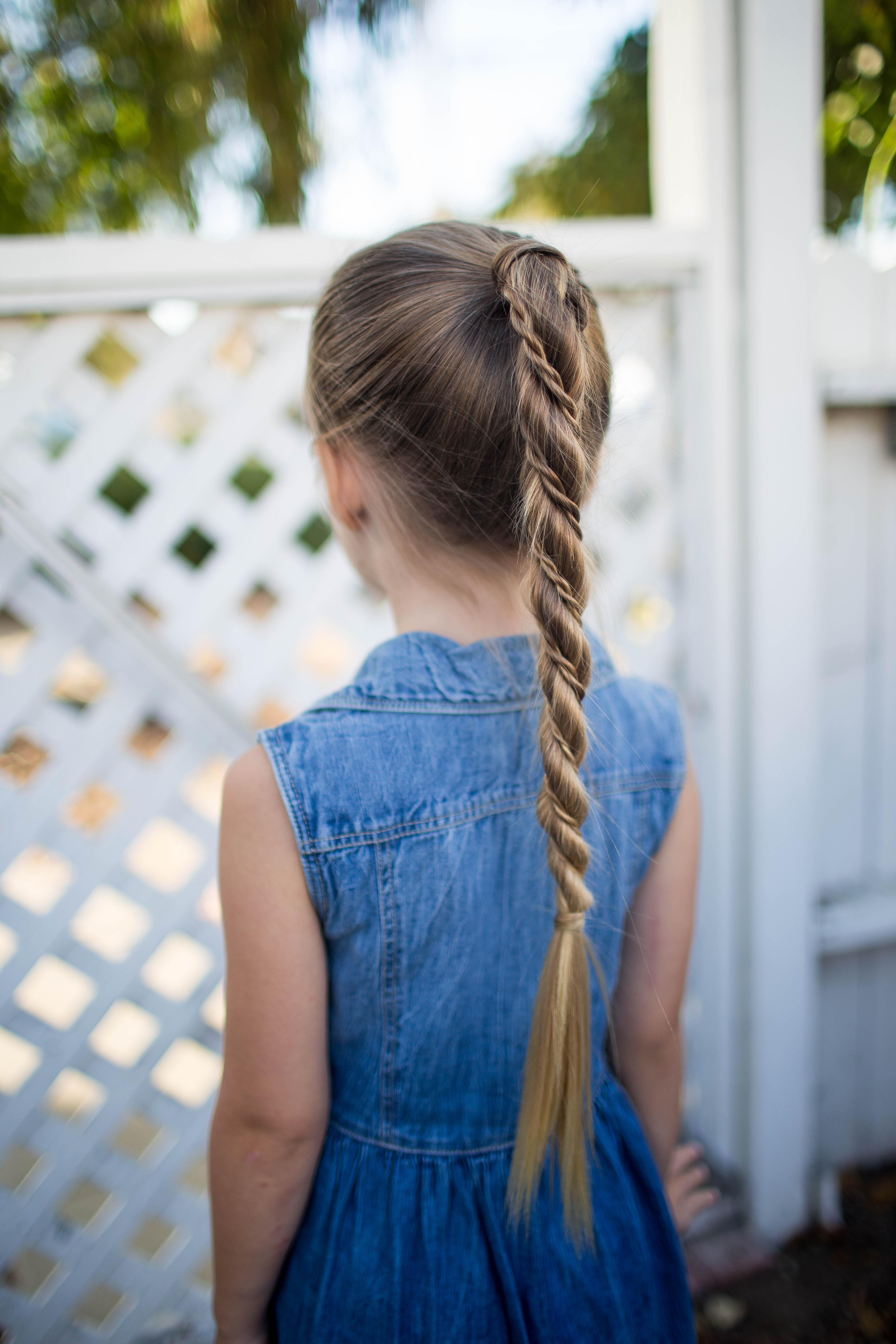 Cute Girls Hairstyles For Well Liked Twist Into Ponytail Hairstyles (View 18 of 20)