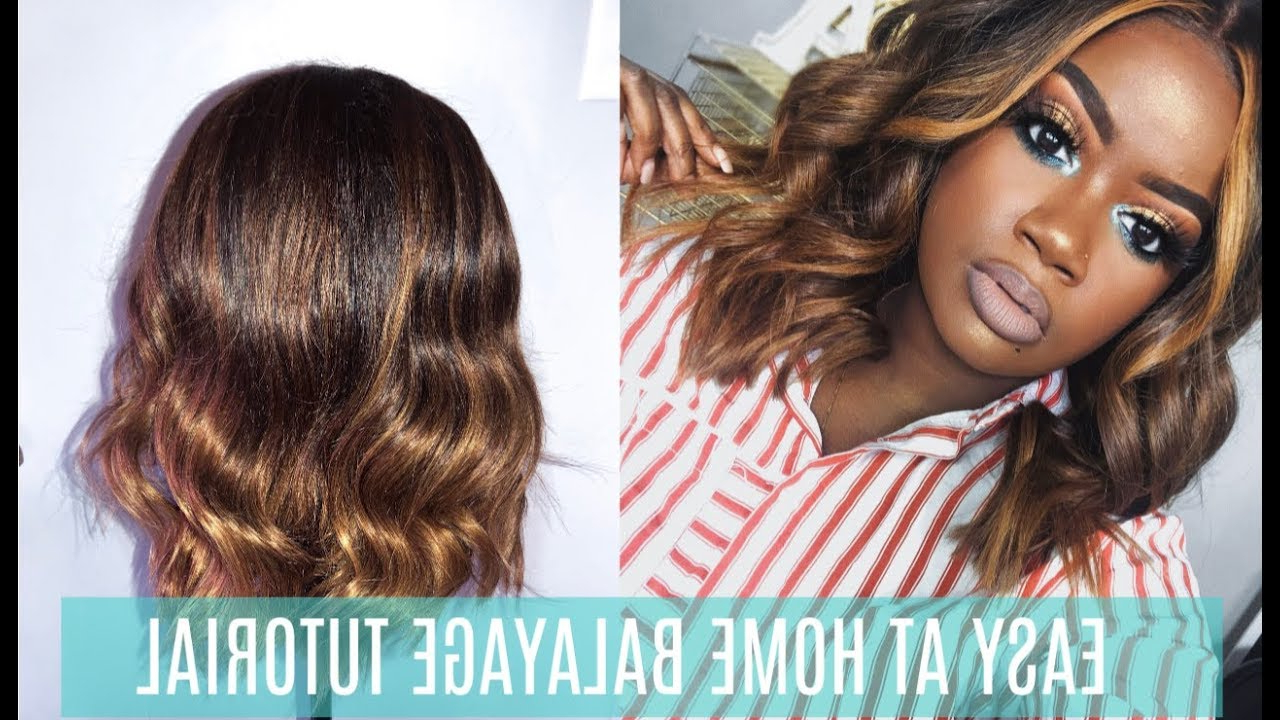 Effortless Beach Waves On Ombre Hair (Gallery 12 of 20)