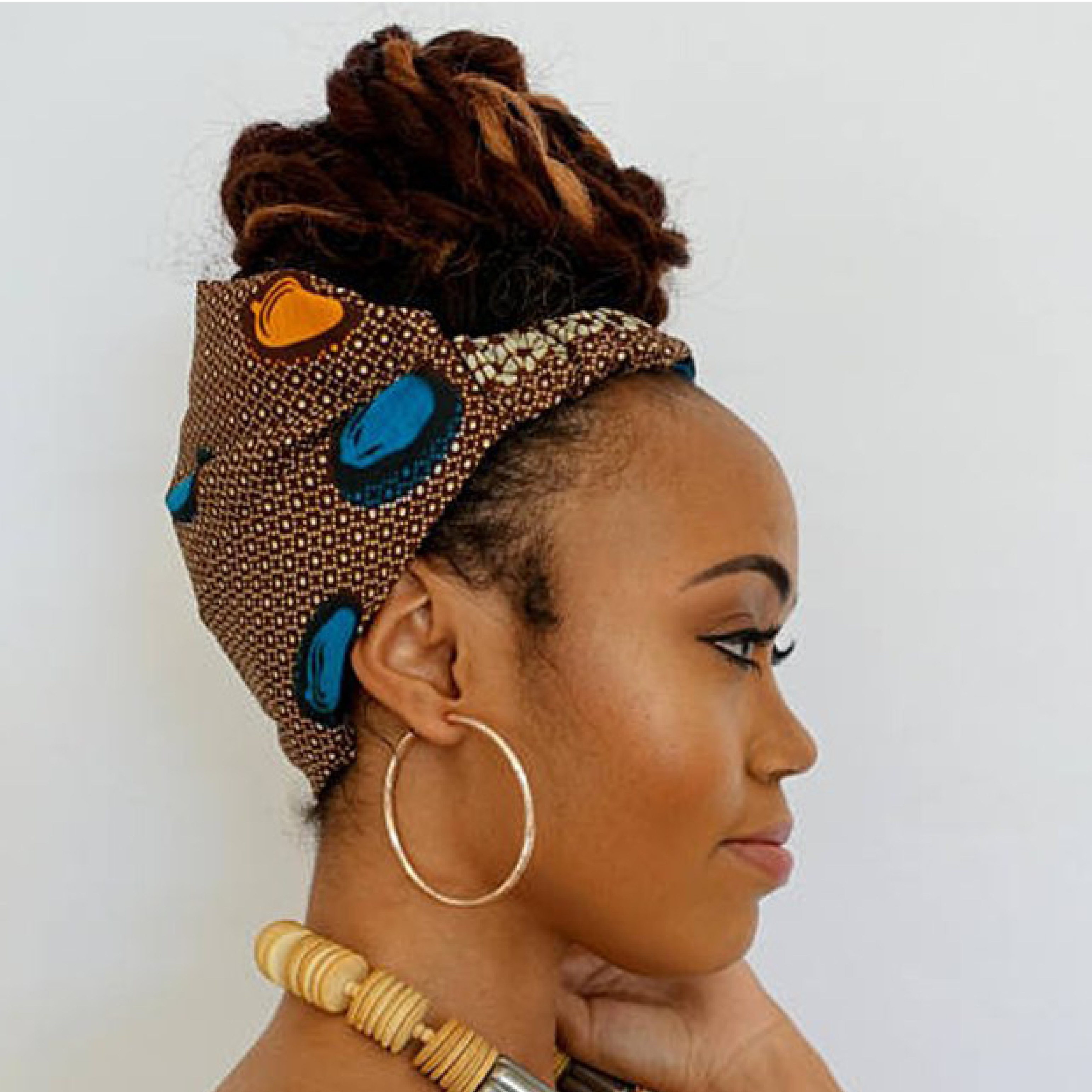 Famous Braided Headwrap Hairstyles In Best Protective Silk Scarves And Head Wraps To Sleep In (Gallery 20 of 20)
