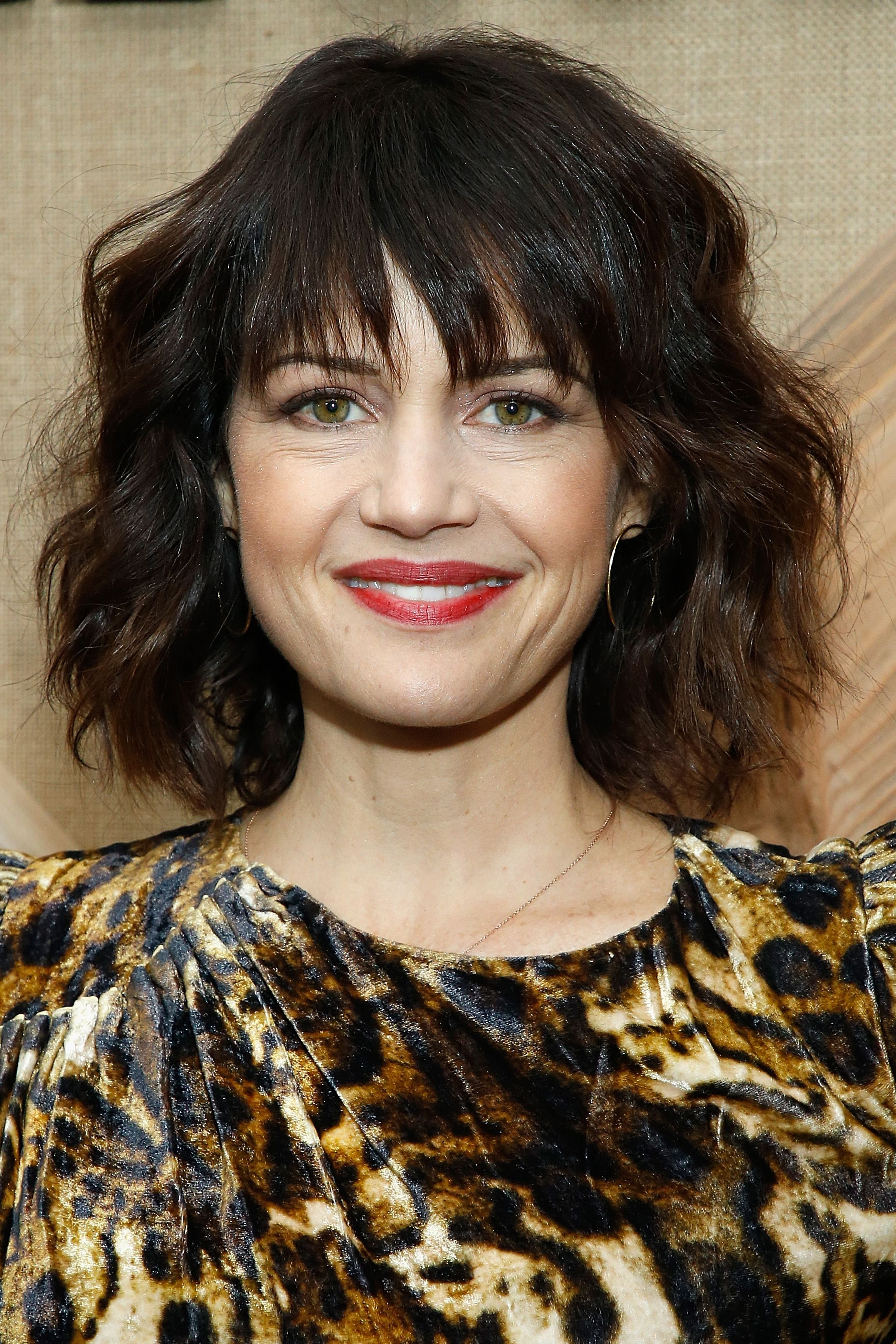 Famous Simple Bob Hairstyles With Shaped Bangs Throughout 55+ Cute Bob Haircuts And Hairstyles 2019 – Long, Short, And Medium (View 7 of 20)