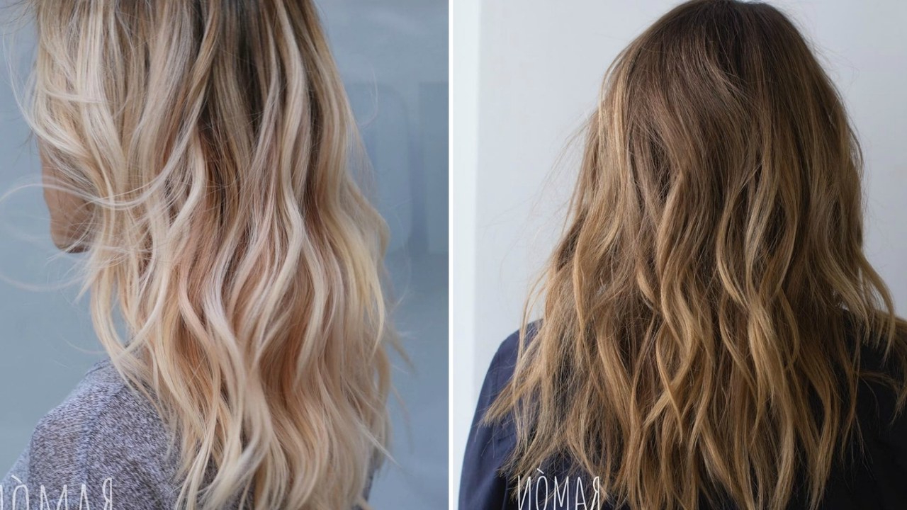 """Favorite Medium Hairstyles With Sliced Layers With Regard To Ghost Layers"""" Is A New Haircut Technique From Stylist Ramòn Garcia (View 15 of 20)"""