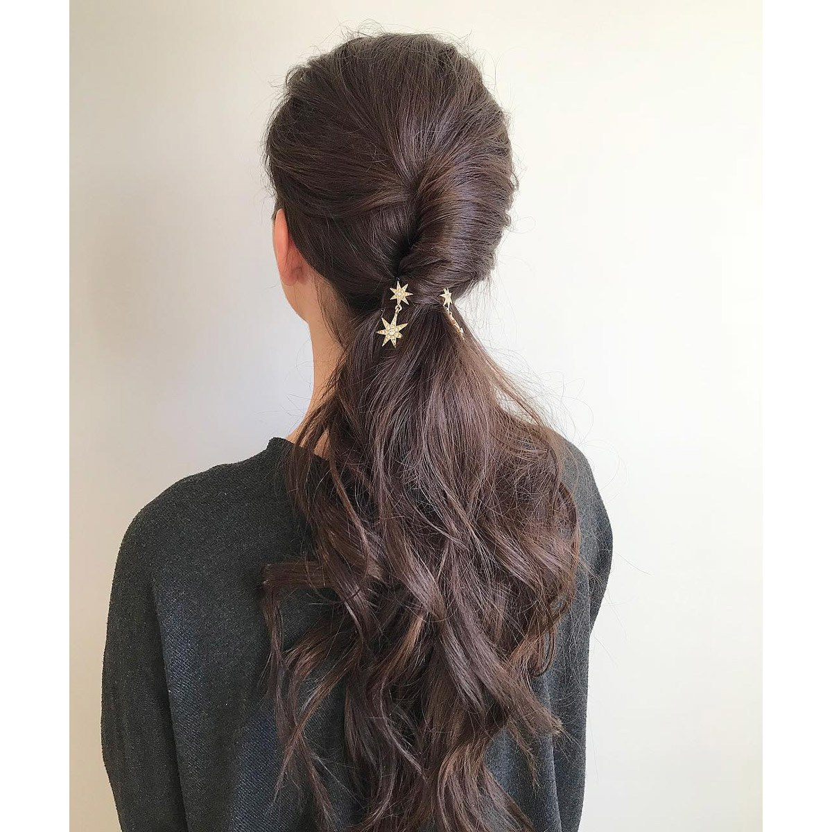 Glamour Throughout 2017 Four Pearls Ponytail Hairstyles (Gallery 7 of 20)