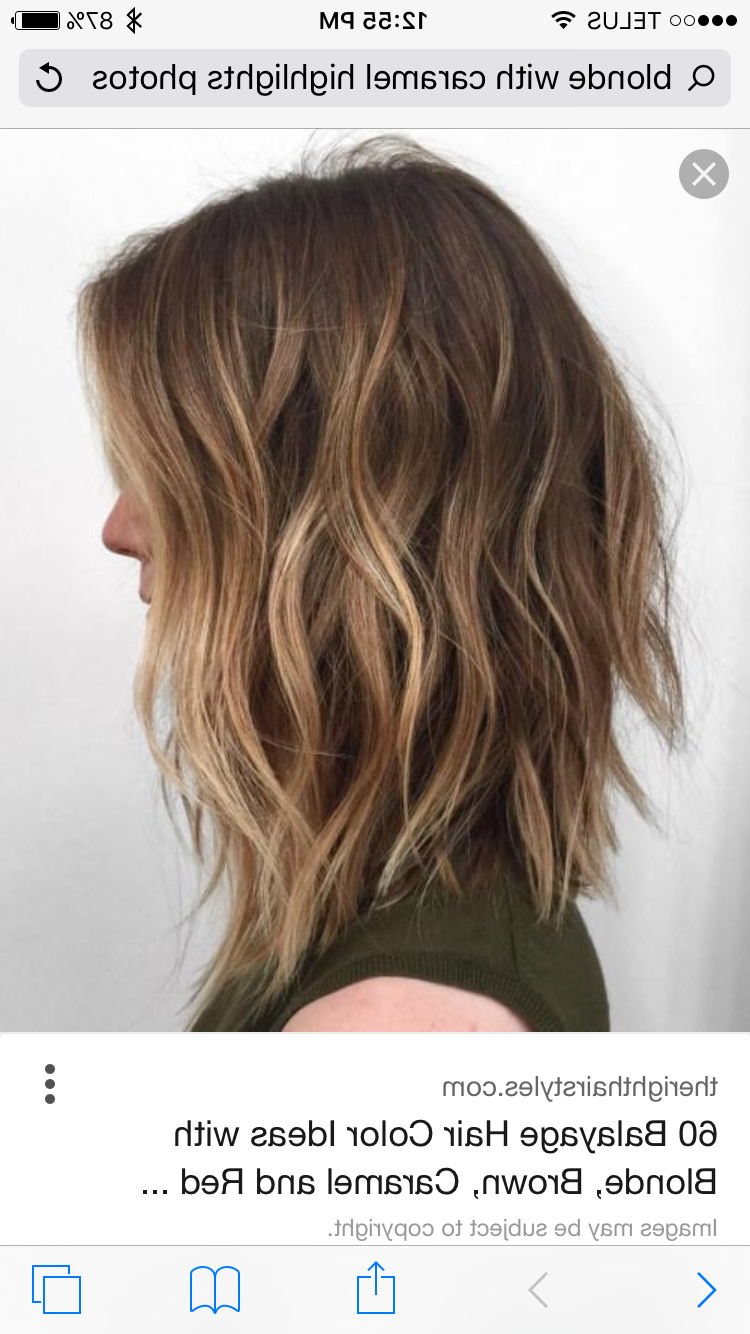 Hair Lengths, Hair Styles, Hair For Well Liked Effortless Balayage Bob Hairstyles (View 3 of 20)