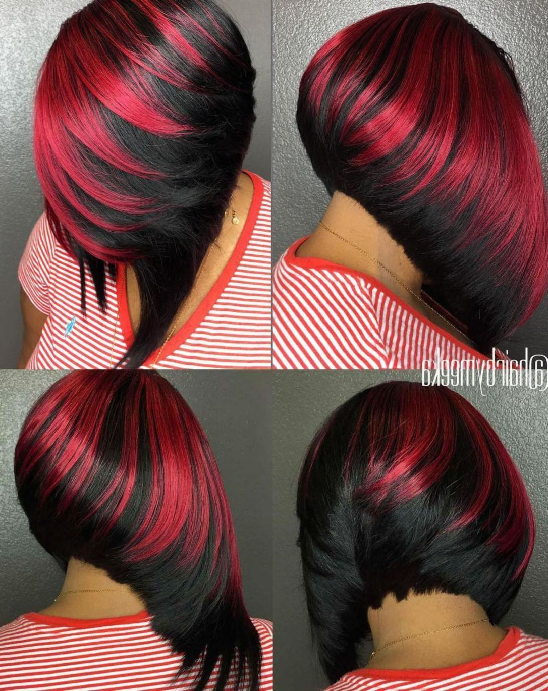 Hair Styles, Hair Regarding 2019 Radiant Red Bob Haircuts (View 9 of 20)