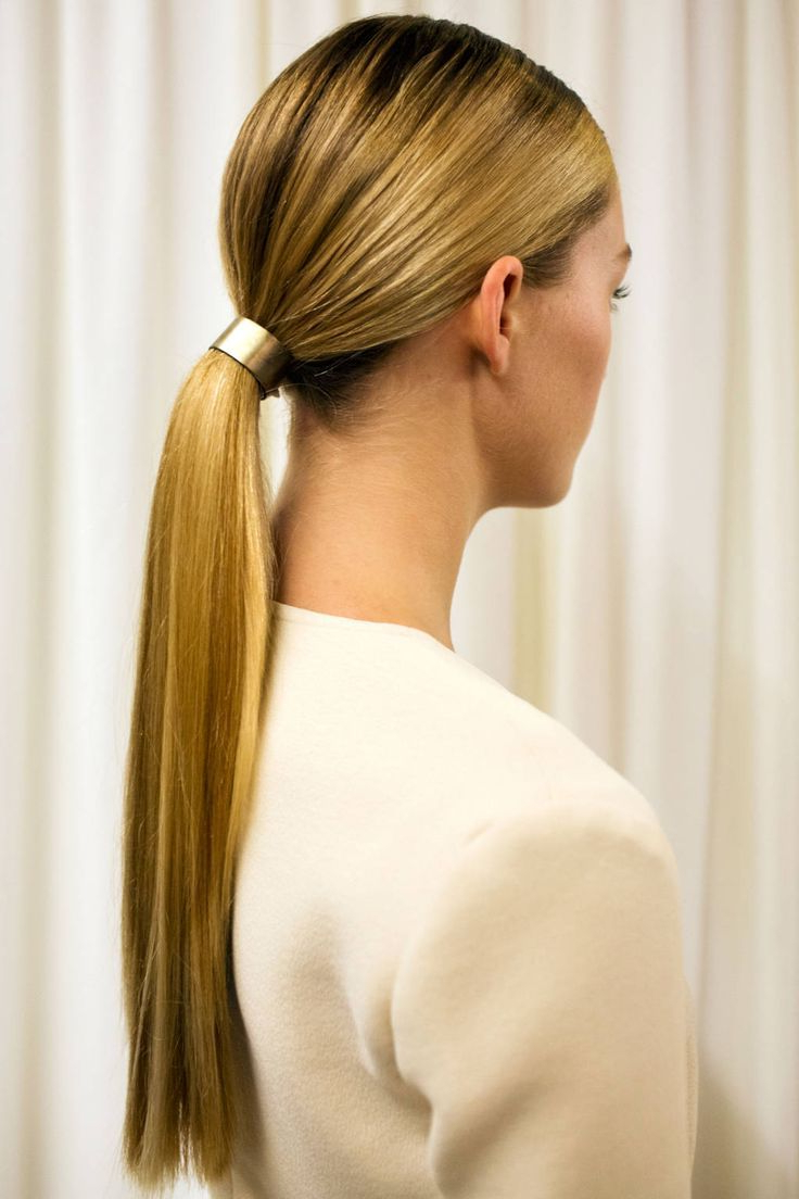 Hair Styles, Ponytail (Gallery 17 of 20)
