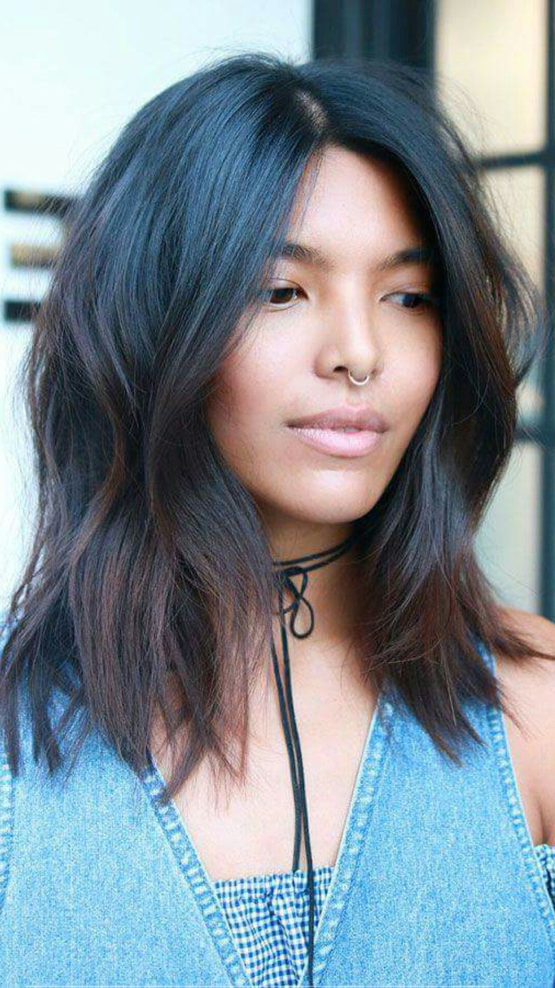 Haircuts In Popular Medium Haircuts With Soft Layers (Gallery 8 of 20)