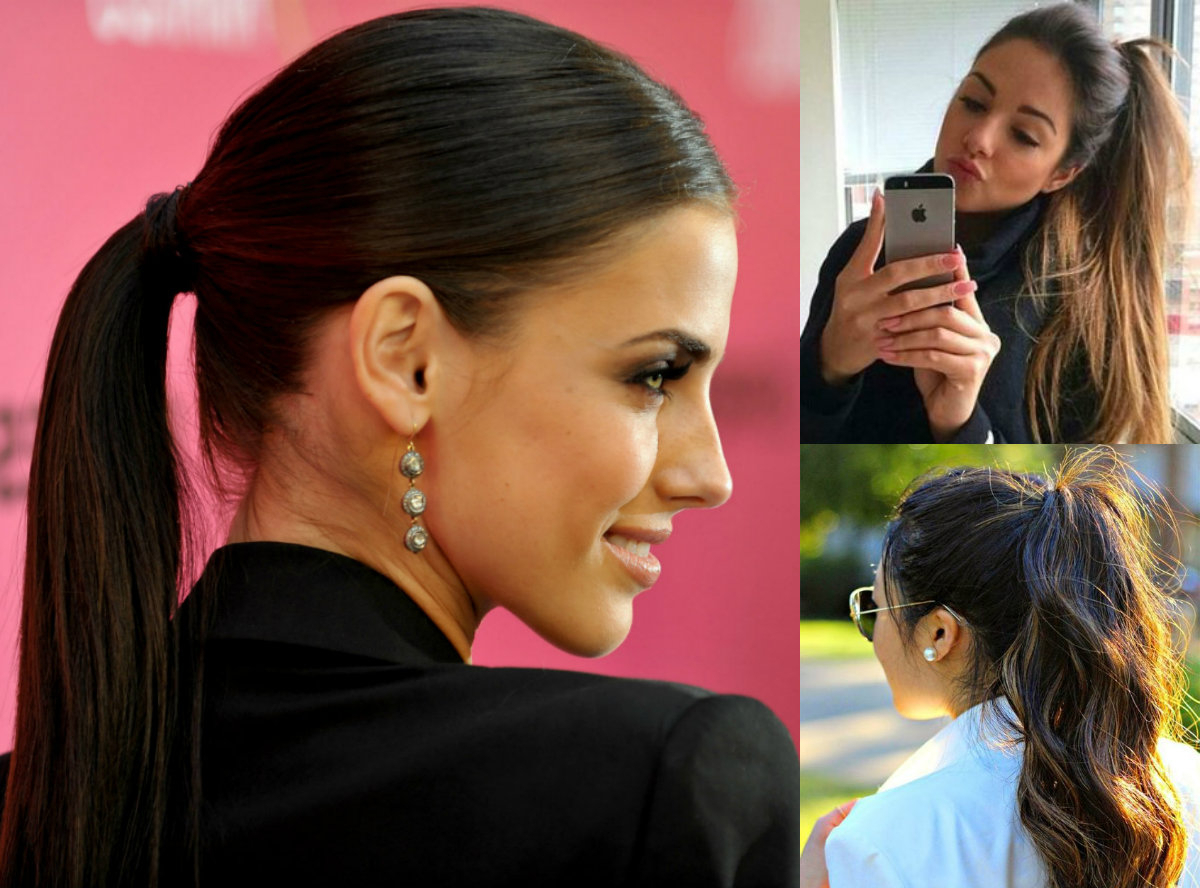 Hairdrome Inside Well Known Strict Ponytail Hairstyles (View 2 of 20)