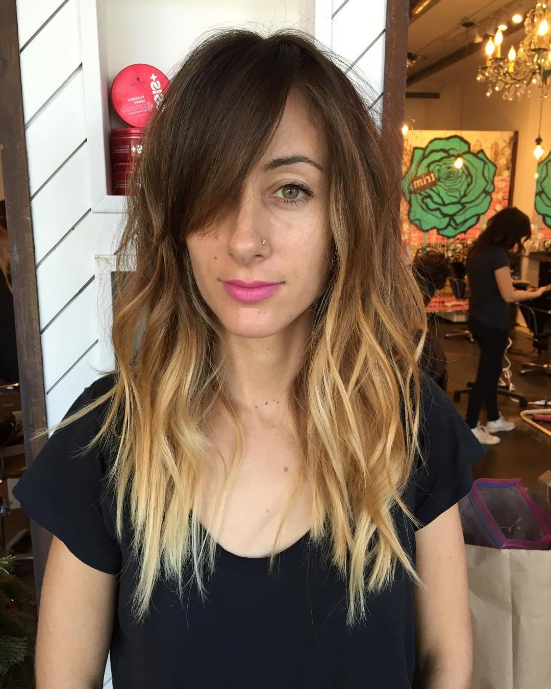 Hairstyle Guru Regarding Trendy Piece Y Medium Length Hairstyles (Gallery 20 of 20)