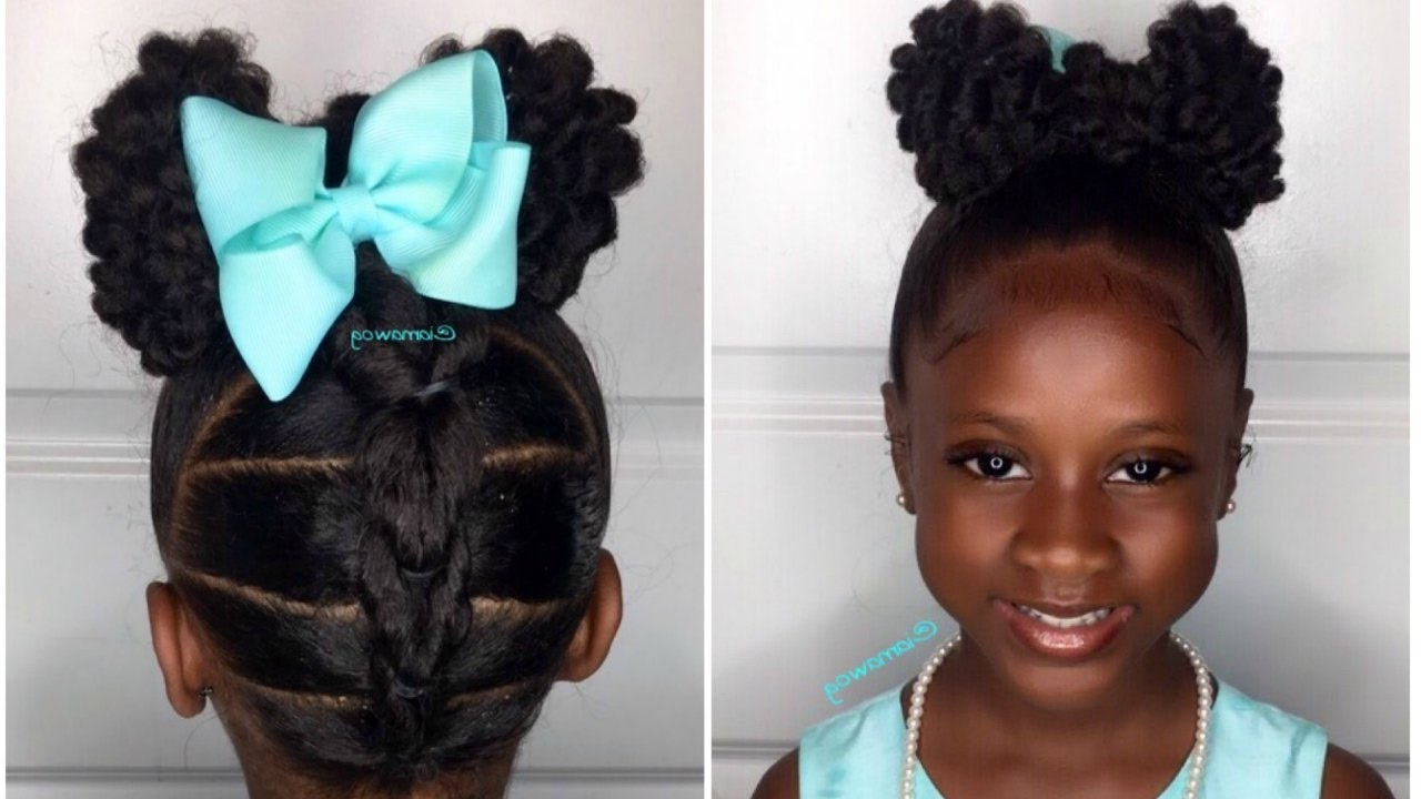 Kids Natural Hairstyle (Gallery 12 of 20)