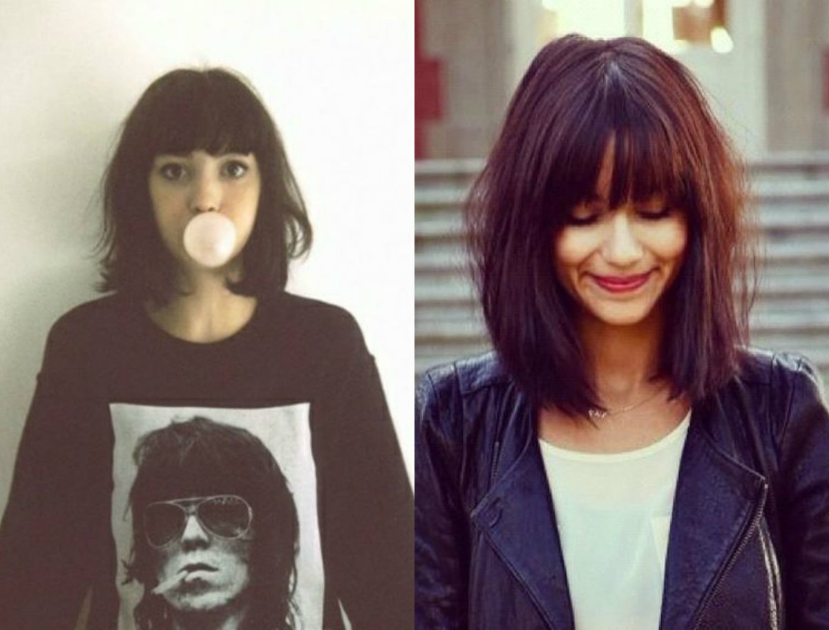 Latest Bob Hairstyles With Full Fringe Within Fresh Ideas On Bob Hairstyles With Bangs (View 17 of 20)
