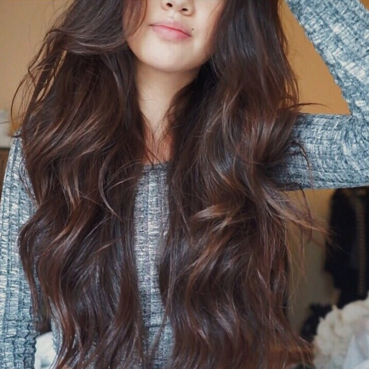 Latest Perfect Loose Waves Hairstyles For Long Faces With How To Get Loose Curls – Fashionista (View 10 of 20)