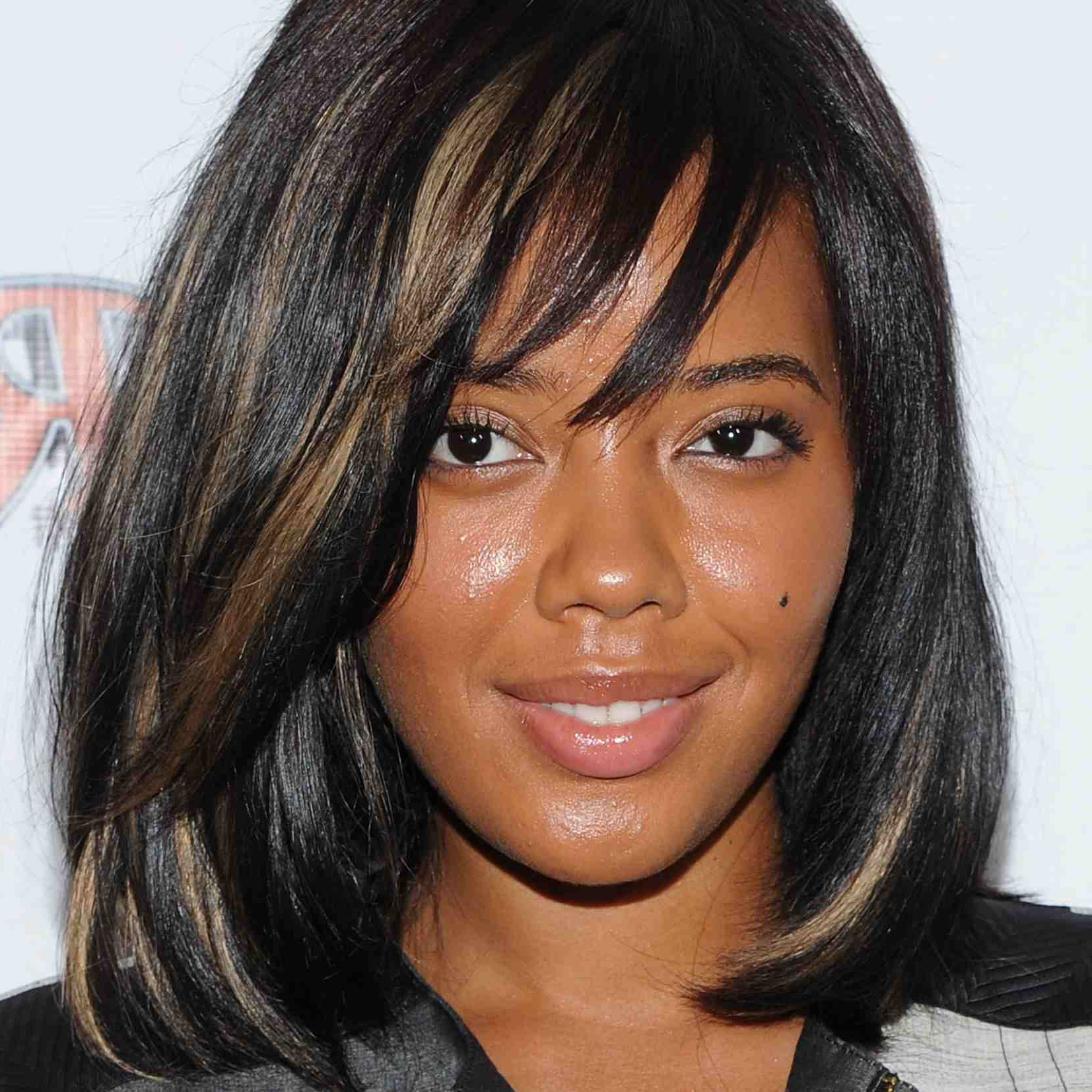 Latest Side Swept Bangs Hairstyles Within The Best Celebrity Inspired Side Bang Haircuts (Gallery 4 of 20)
