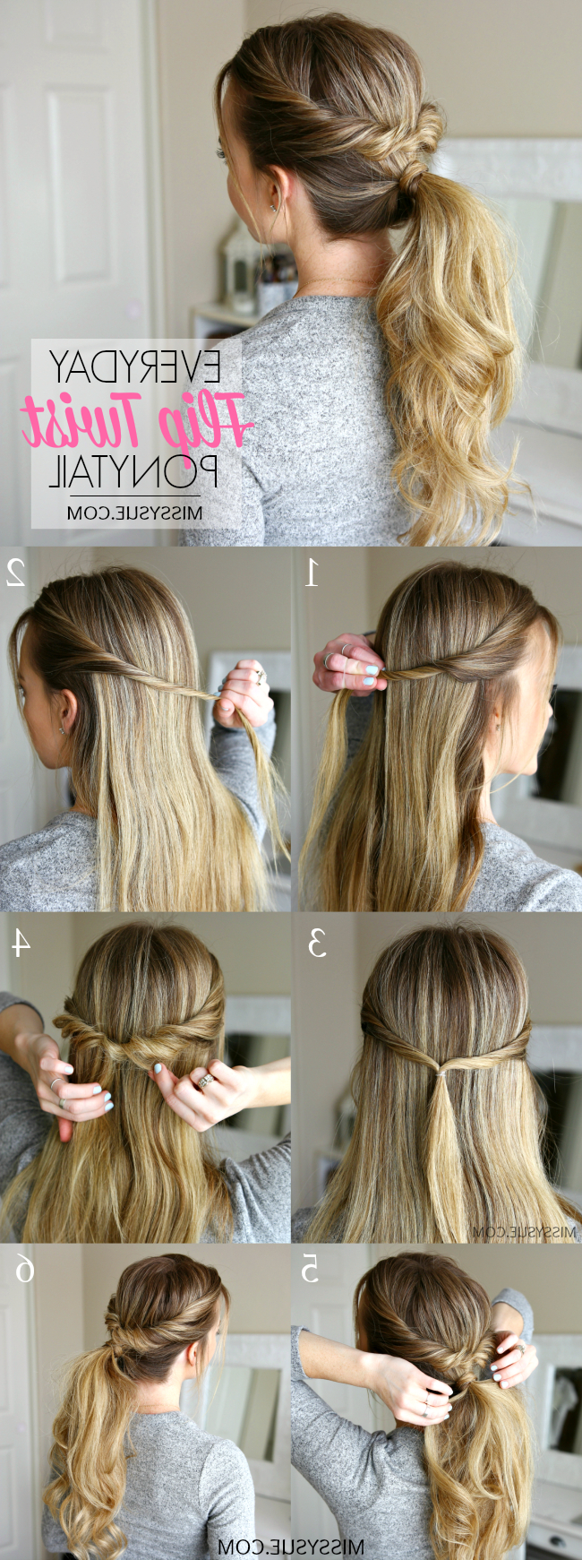 Long Hair Styles (View 4 of 20)