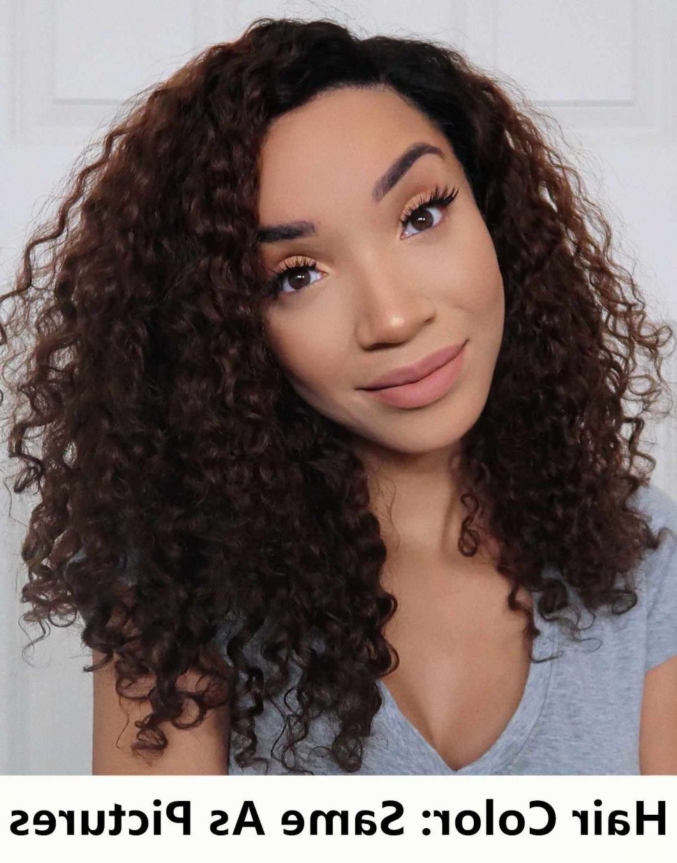 Most Current Ravishing Raven Waves Hairstyles With Regard To Hairstyles : Raven E28093 Ombre Curly Hair Human Full Lace Wigs (View 15 of 20)