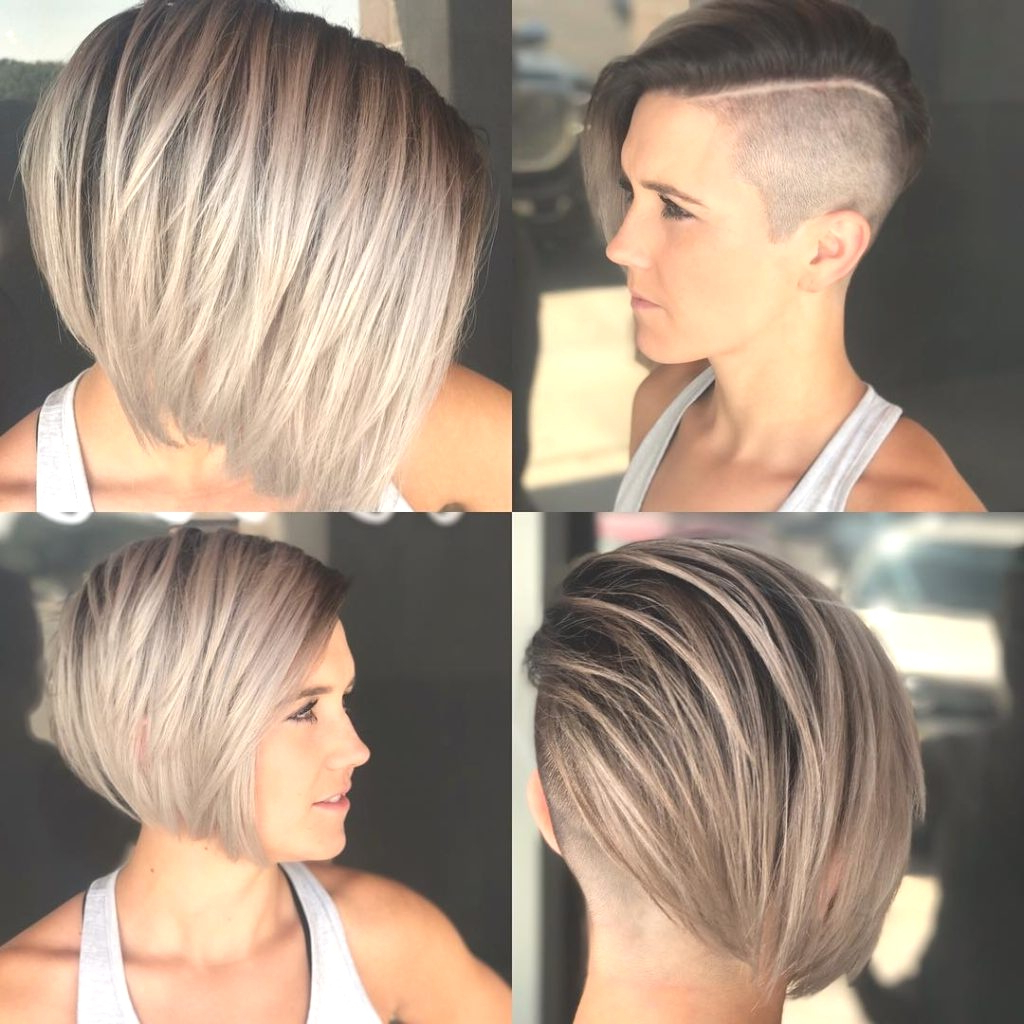 Most Current Short Blonde Side Bangs Hairstyles Regarding Hairstyles : Edgy Bob With Side Bangs Excellent Women S Swept Blonde (View 13 of 20)