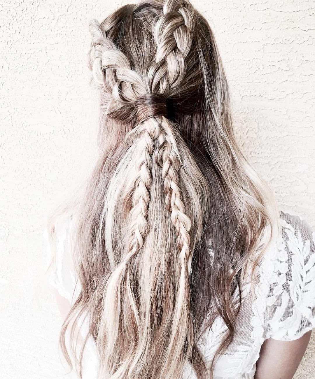 Most Popular Stylish Braids Ponytail Hairstyles Throughout 10 Ultra Ponytail Braided Hairstyles For Long Hair; Parties (View 18 of 20)