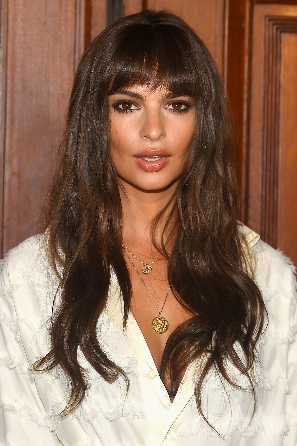 Most Recently Released Low Key Curtain Bangs Hairstyles In The 'curtain Fringe' Is The Summer Hair Tweak We All Need (And It's (View 12 of 20)