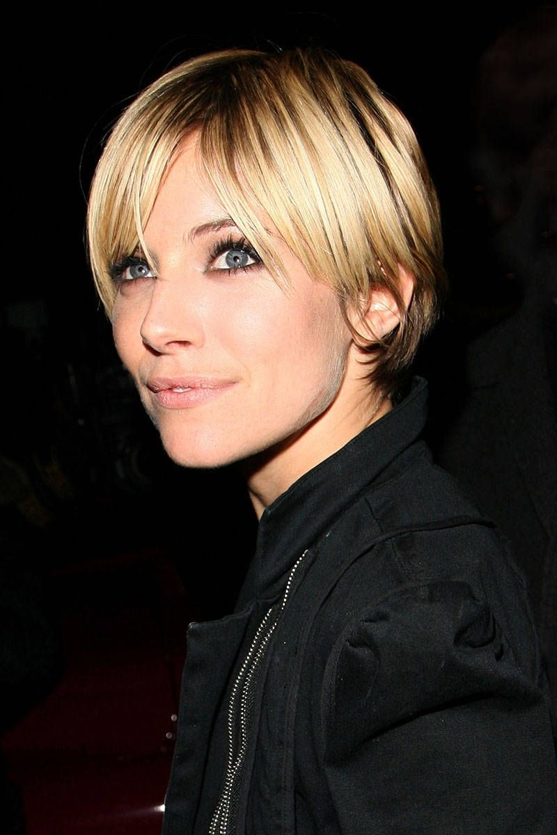 Most Up To Date Medium Pixie Hairstyles With Bangs Throughout Medium Pixie Haircut Best Pixie Cuts Iconic Celebrity Pixie (View 16 of 20)