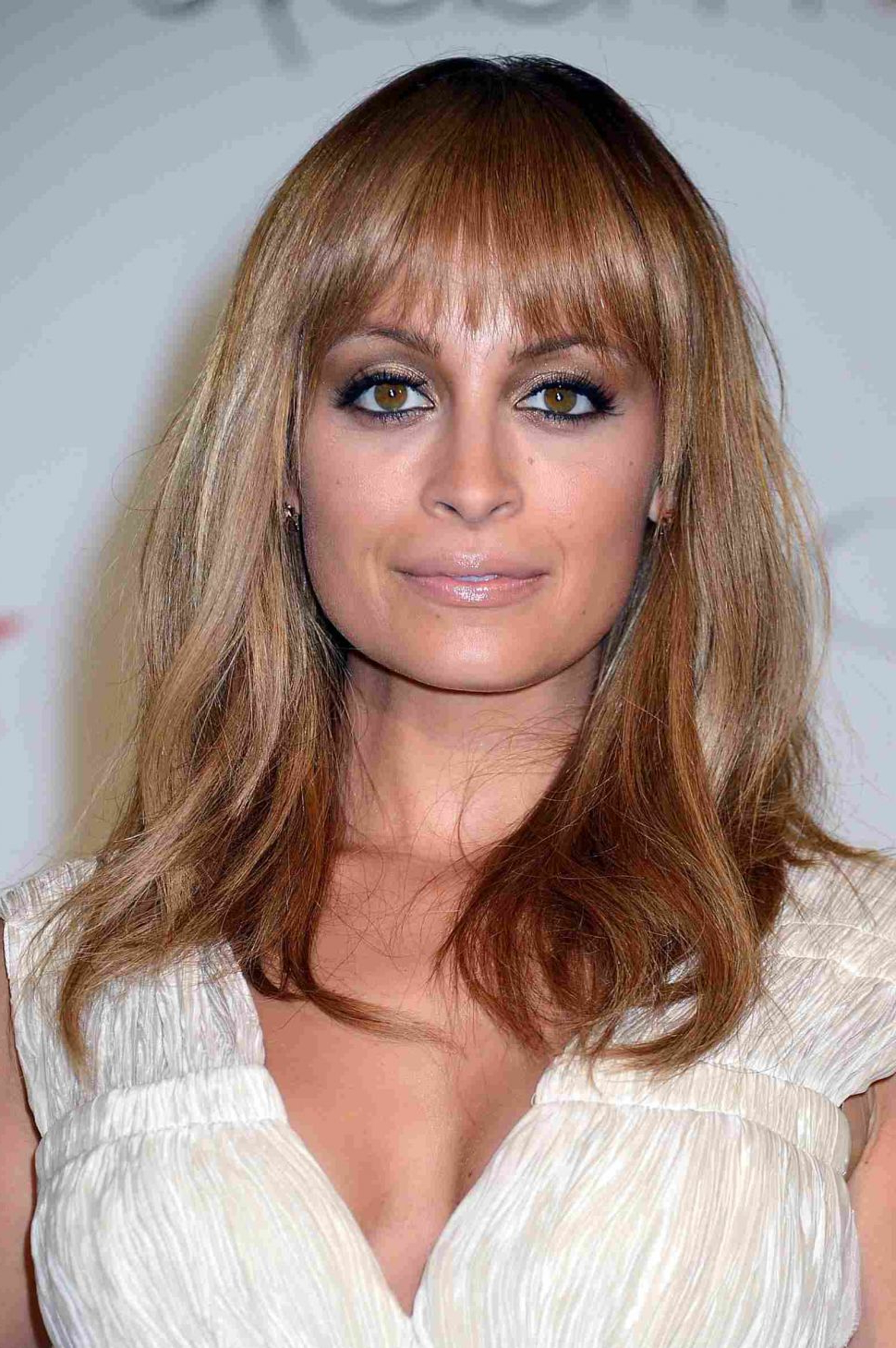 Most Up To Date Side Swept Bangs Hairstyles With Regard To Hairstyles : Side Bangs Hairstyle Fascinating Adorable Long (View 13 of 20)