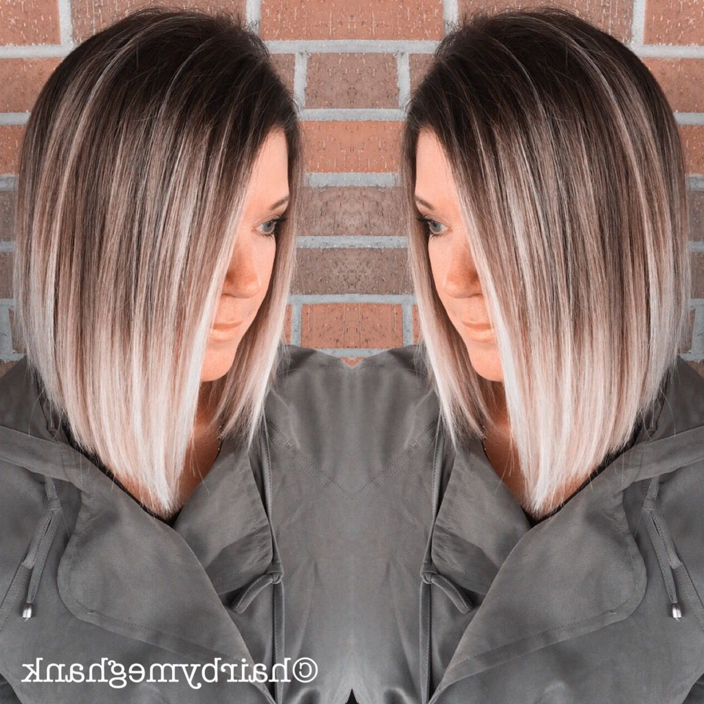 My Style In 2019 In Best And Newest Casual A Line Bob Hairstyles (View 7 of 20)