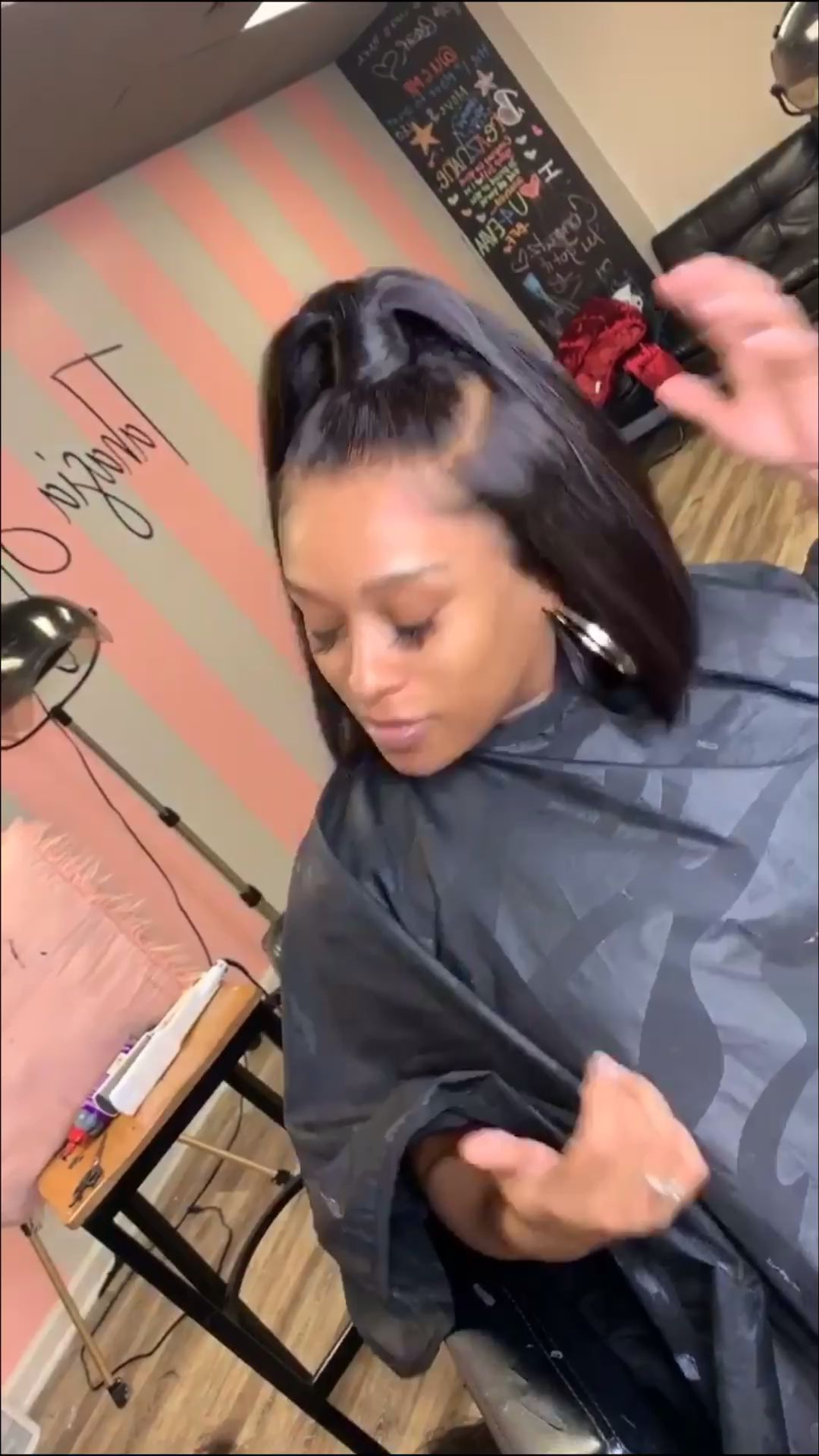 Natural Hair In  (View 18 of 20)