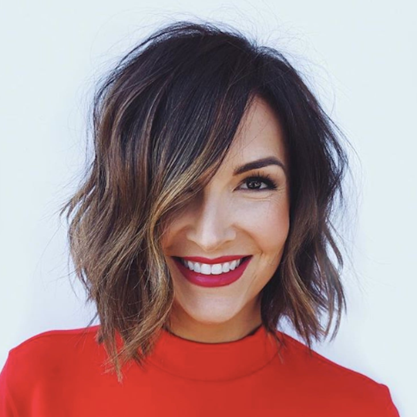 Popsugar Beauty Throughout Famous Chin Length Wavy Bob Hairstyles (Gallery 17 of 20)