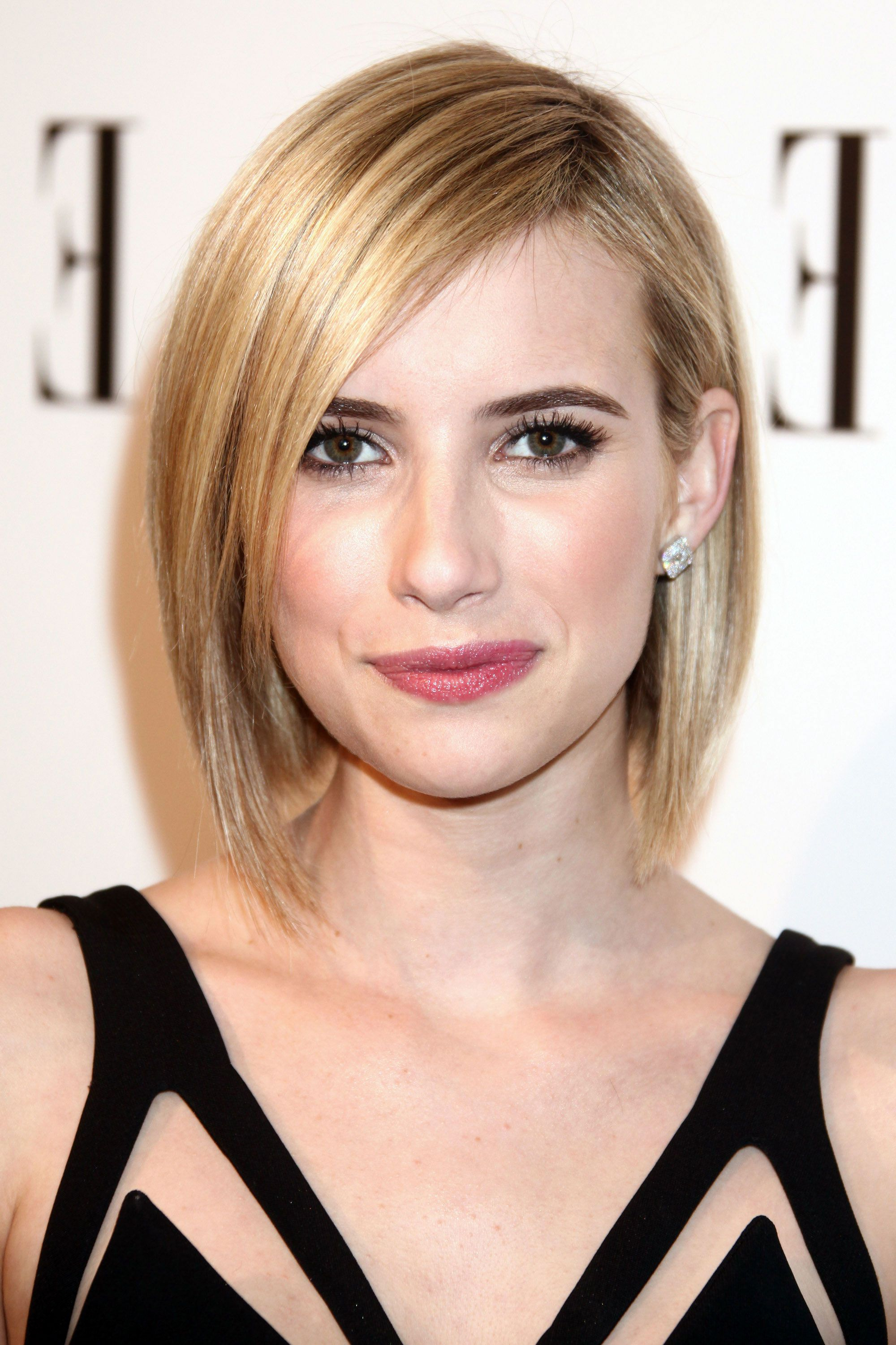 Popular Choppy Side Parted Bob Hairstyles Within 50+ Cute Bob And Lob Haircuts 2018 – Best Celebrity Long Bob Hairstyles (View 15 of 20)