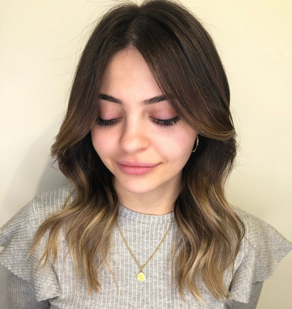 Preferred Deep Side Part Hairstyles For Oblong Face With 20 Most Flattering Hairstyles For Long Faces In 2019 (Gallery 10 of 20)