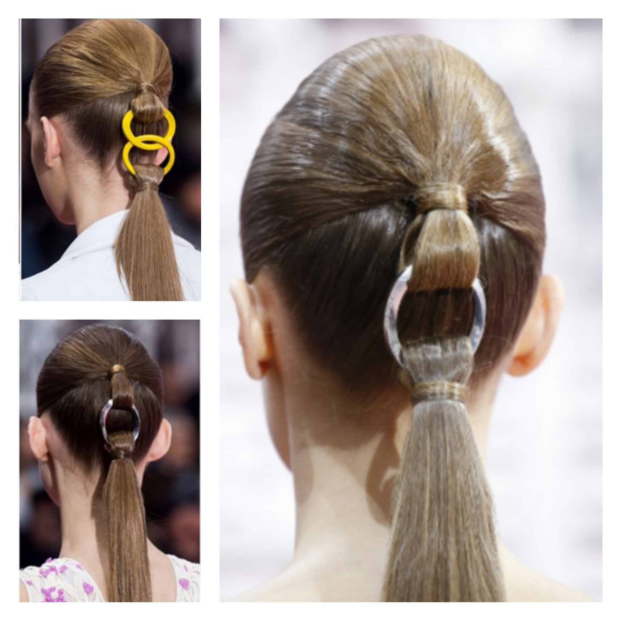 Radical Trendsetters In Most Popular Chain Ponytail Hairstyles (Gallery 10 of 20)