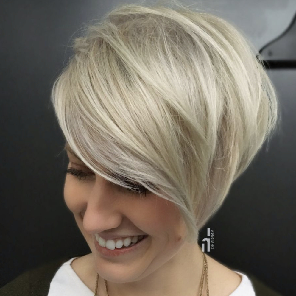 Recent Medium Pixie Hairstyles With Bangs Regarding Medium Short Hairstyles 2019 Female – Quick And Easy To Style (View 18 of 20)