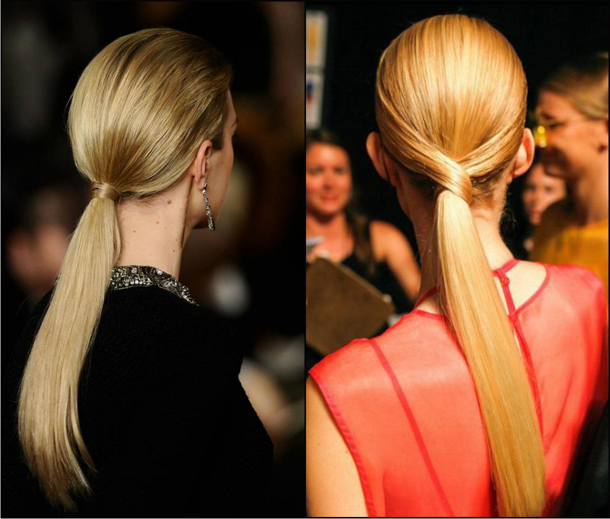 Featured Photo of Strict Ponytail Hairstyles