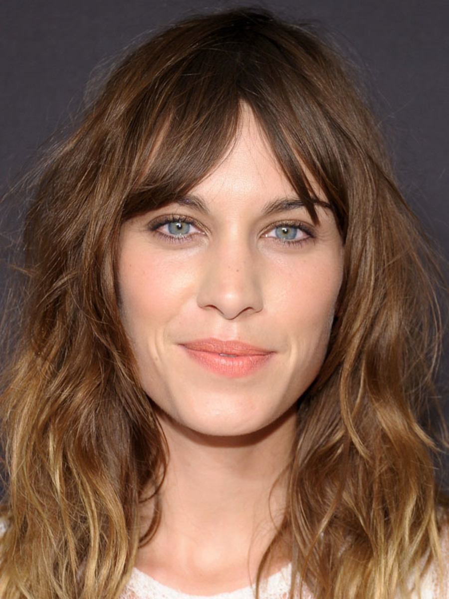 The Best (And Worst) Bangs For Long Face Shapes – The Skincare Edit With Regard To Famous Side Bang Hairstyles For Long Faces (View 17 of 20)