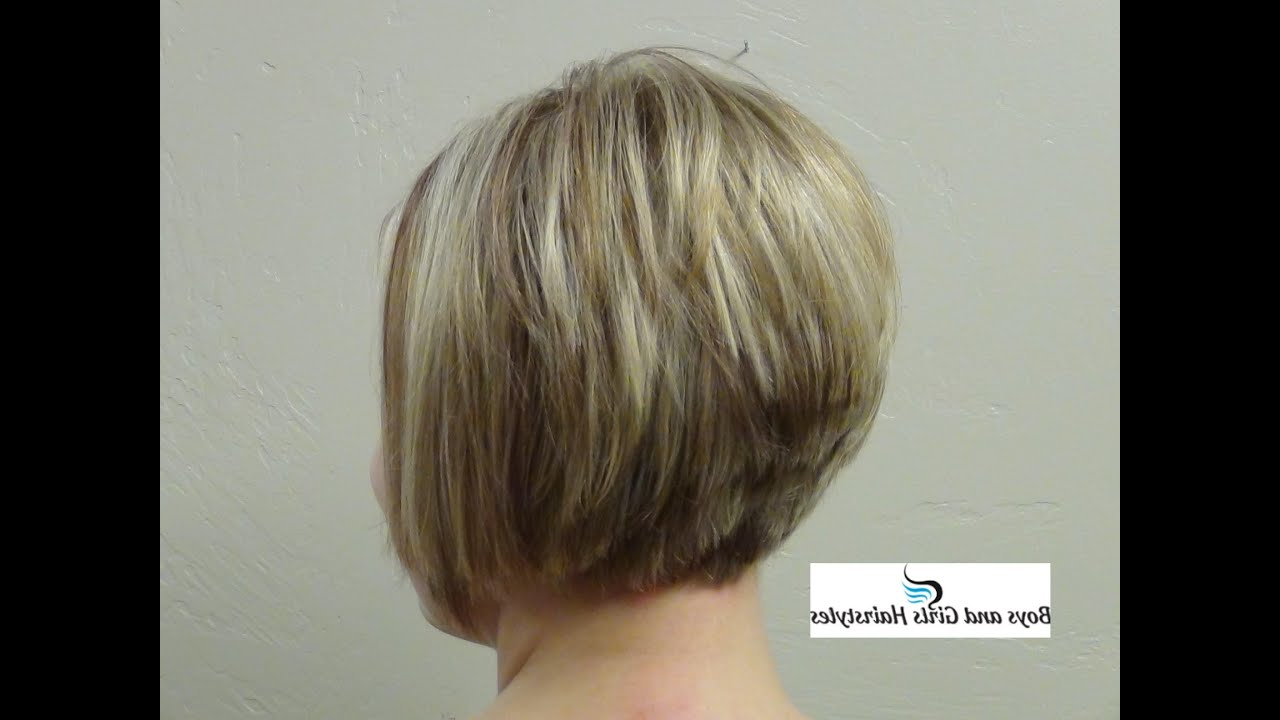 (thicken Hair) With A Line Haircut Or Bob Cut Hairstyle Pertaining To Fashionable Cute A Line Bob Hairstyles With Volume Towards The Ends (View 7 of 20)
