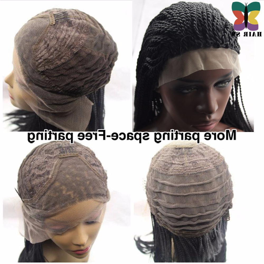 Trendy Twisted Lace Braid Hairstyles Regarding Us $ (View 16 of 20)