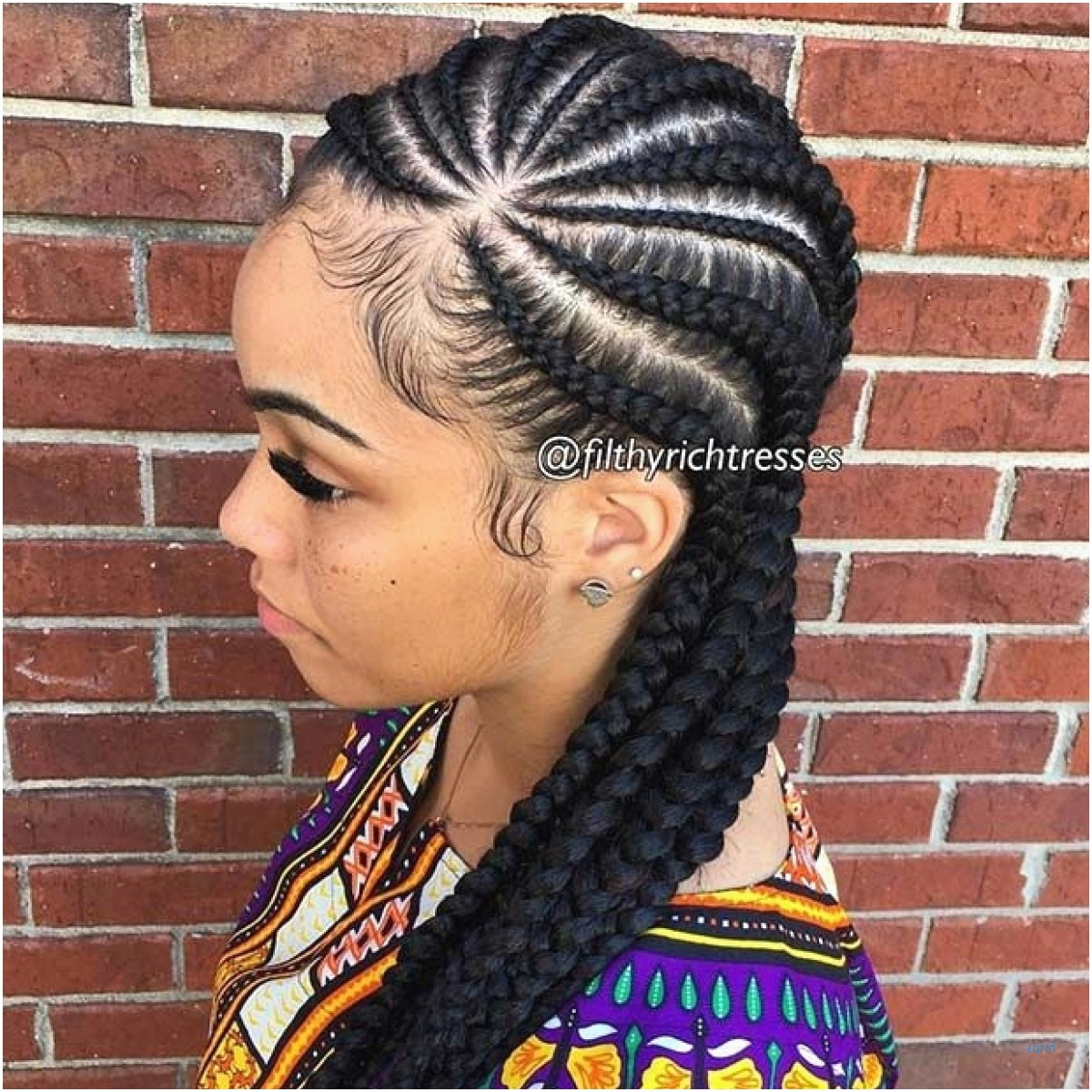 Well Known Cornrow Braids Hairstyles Regarding 58 Awesome Cornrows Ponytail Hairstyles Gallery (Gallery 9 of 20)