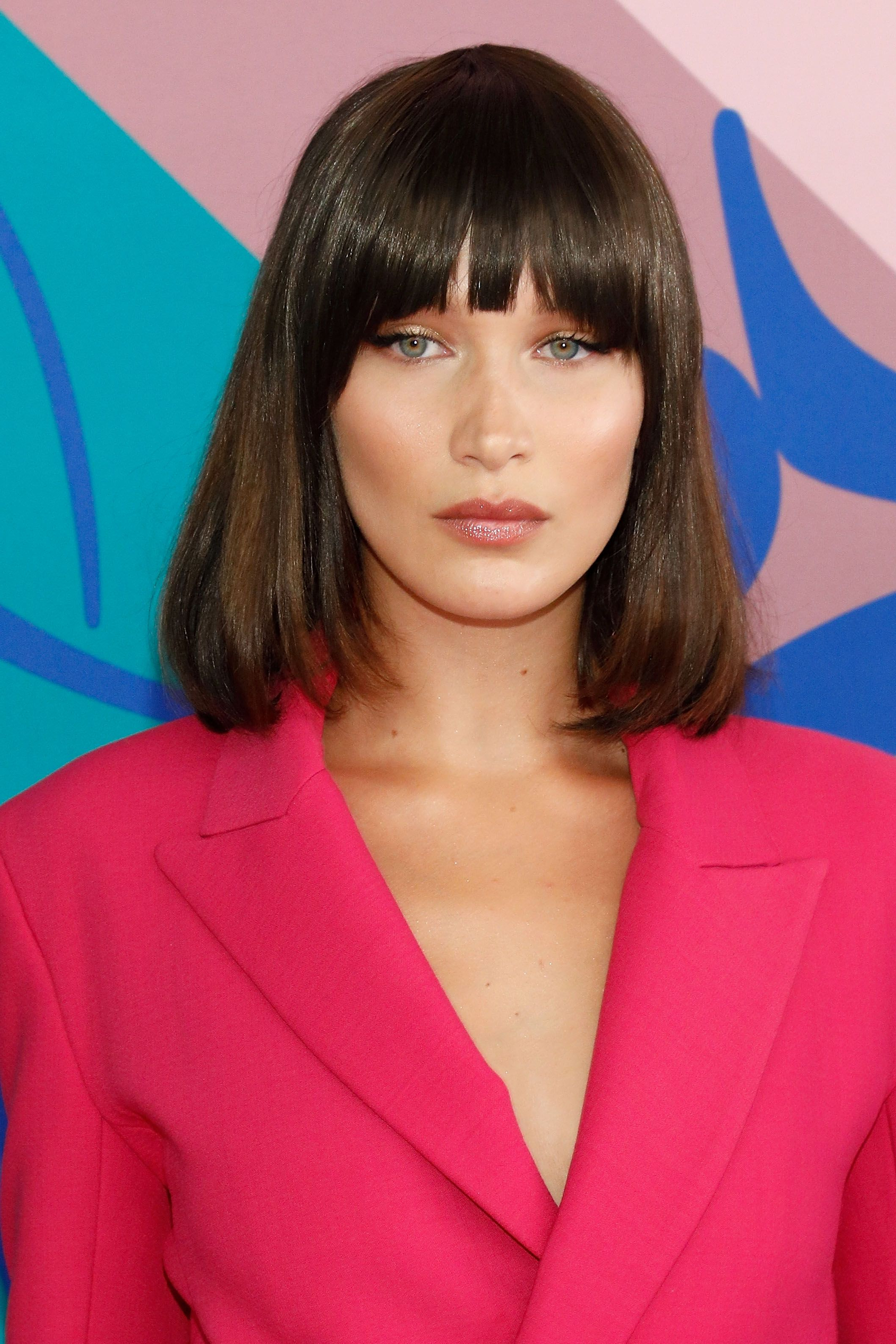 Well Known Low Key Curtain Bangs Hairstyles Intended For 16 Hairstyles With Bangs – Bangs For Face Shape (Gallery 15 of 20)