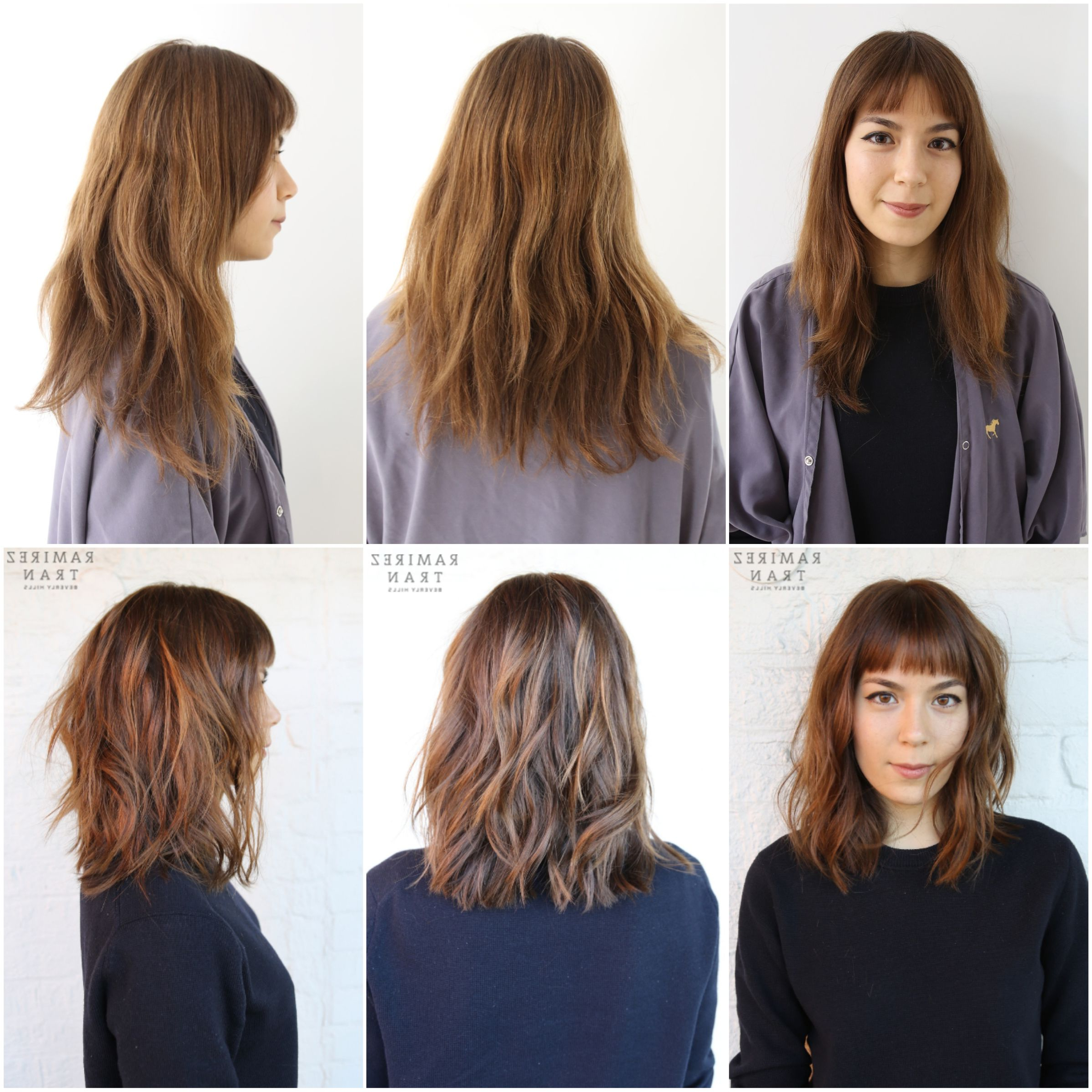 Well Known Piece Y Medium Length Hairstyles Pertaining To Hair Long Piecey Layers – Google Search (View 2 of 20)