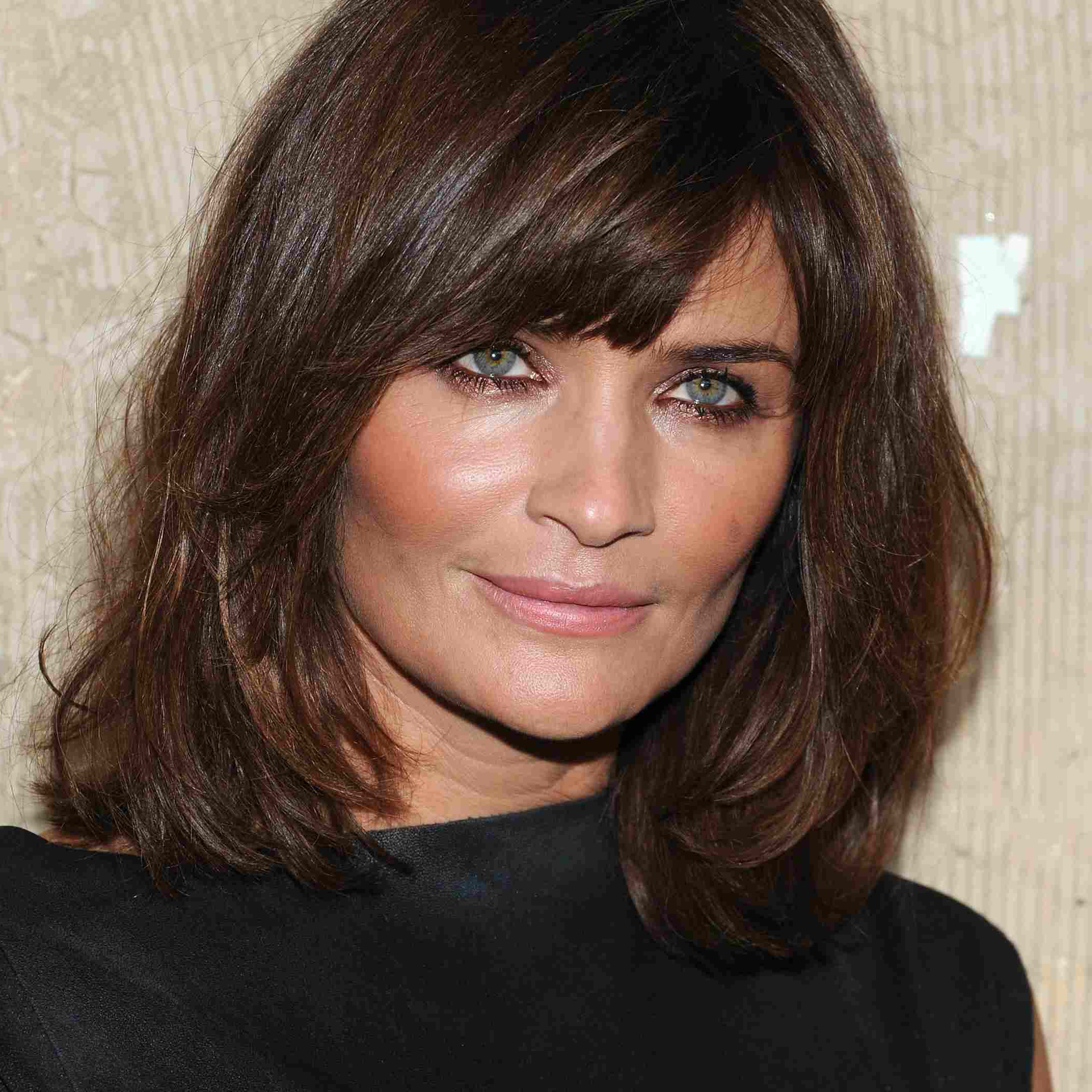 Well Known Side Swept Bangs Hairstyles With Regard To The Best Celebrity Inspired Side Bang Haircuts (View 17 of 20)