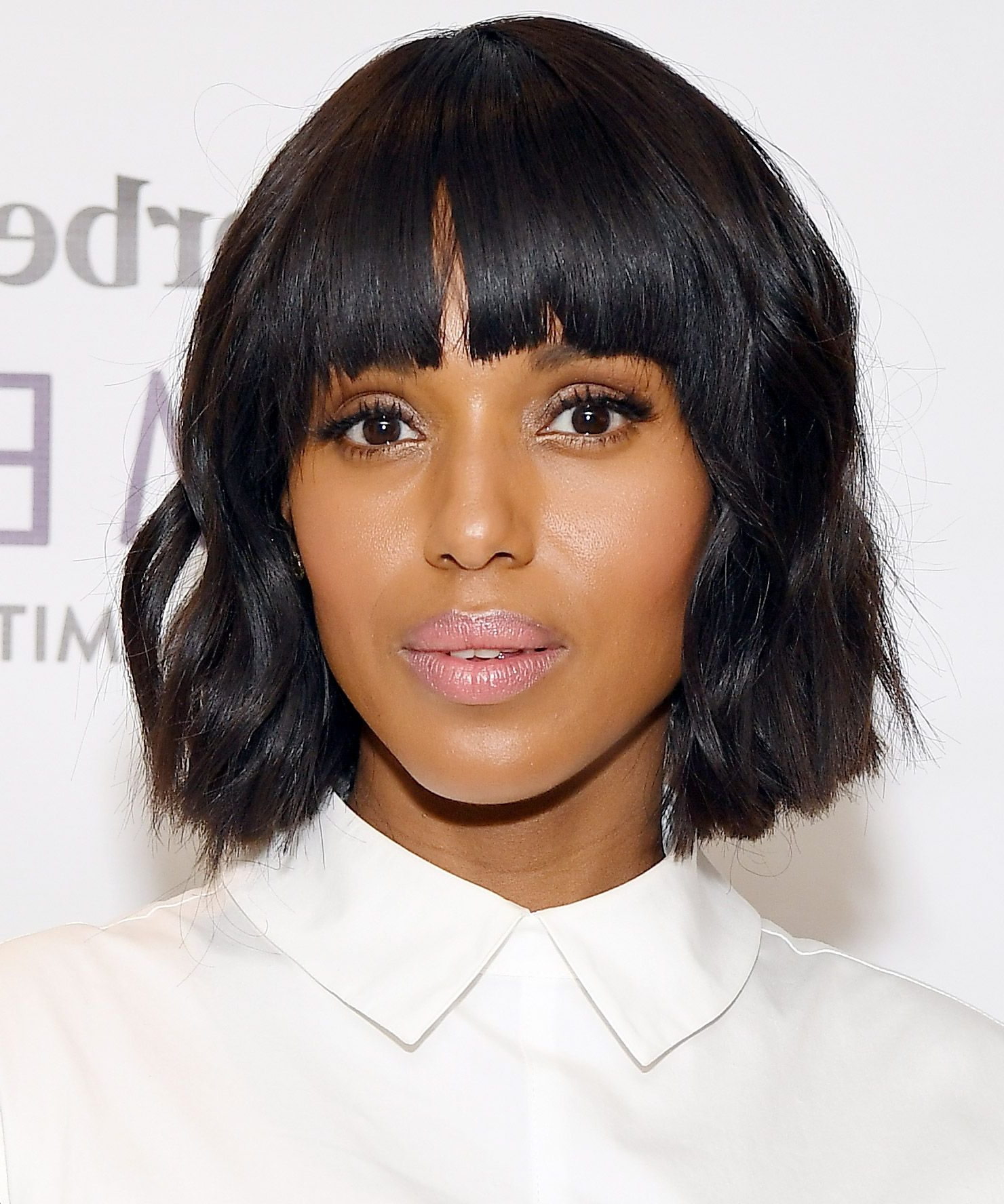 Well Known Simple Bob Hairstyles With Shaped Bangs Regarding How To Find The Best Bob For Your Face Shape (Gallery 7 of 20)