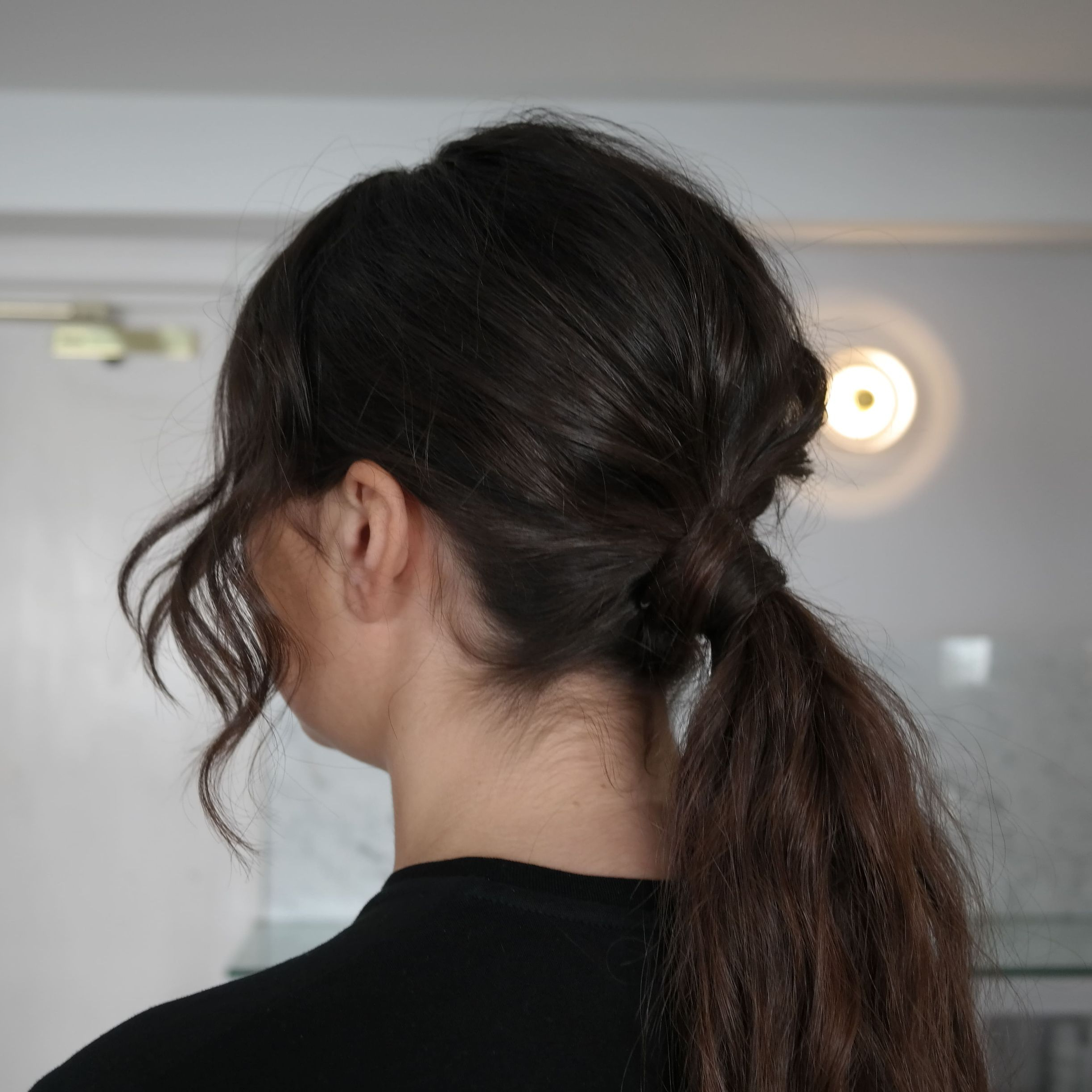 Well Known Strict Ponytail Hairstyles Within How To: Party Ponytail – Josh Wood Colour (View 16 of 20)