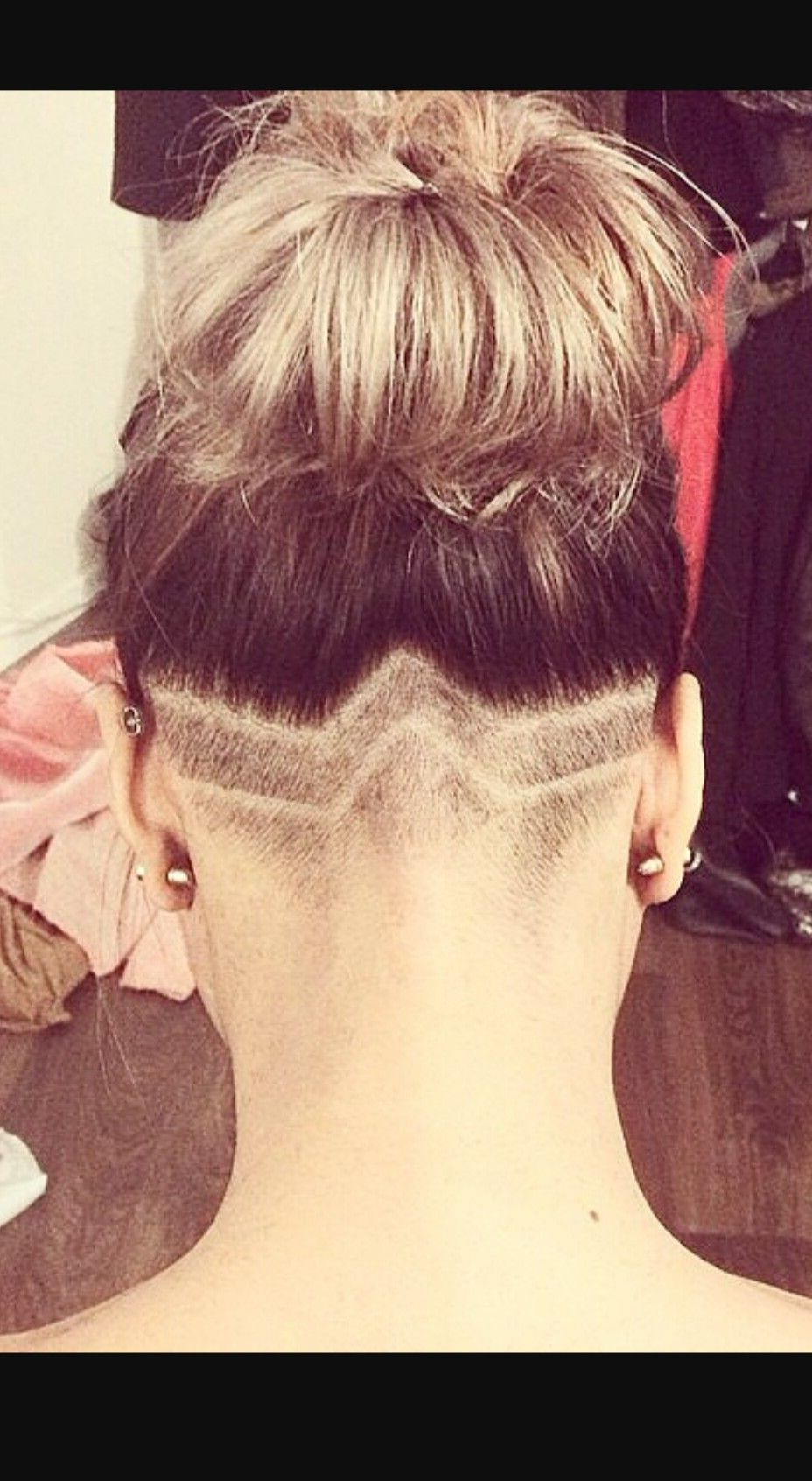 Well Liked Amber Undercut Hairstyles For Long Face With Pina Me On Undercuts (Gallery 10 of 20)