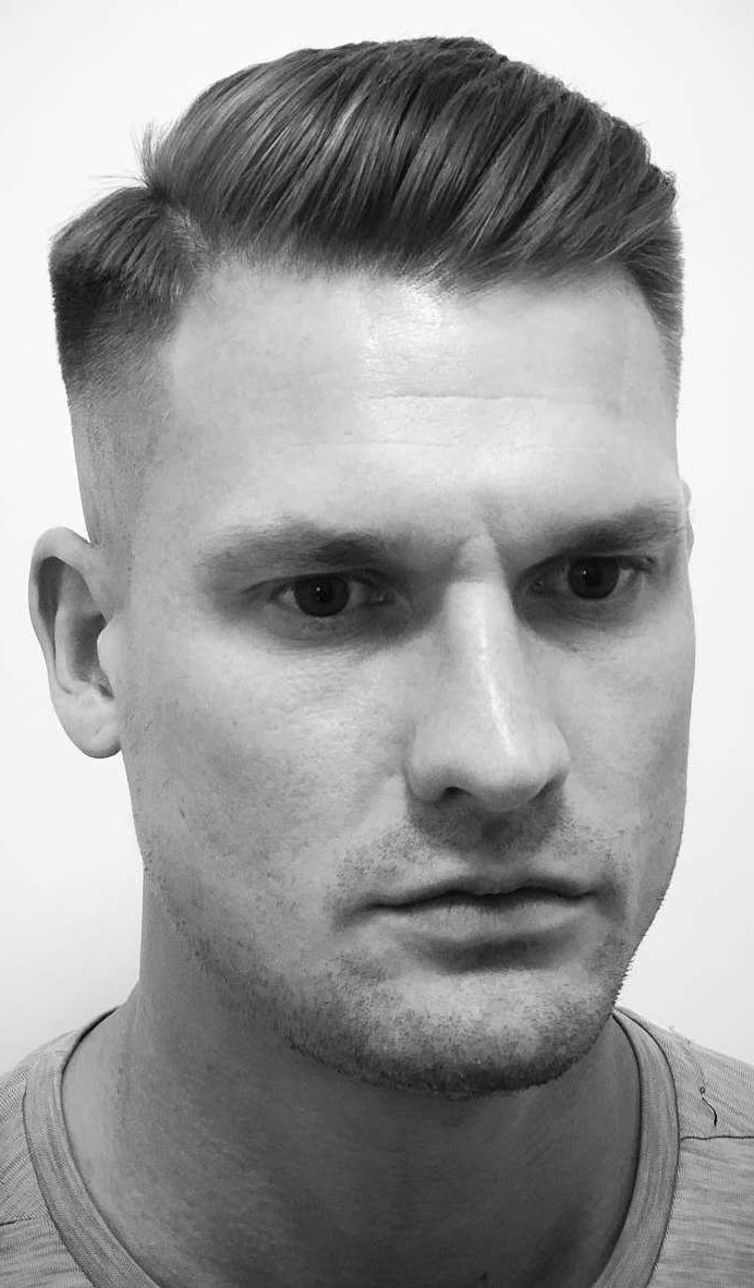 Well Liked Deep Side Part Hairstyles For Oblong Face With Regard To 10+ Exclusive Men's Slicked Back Side Part Hairstyles (Gallery 20 of 20)