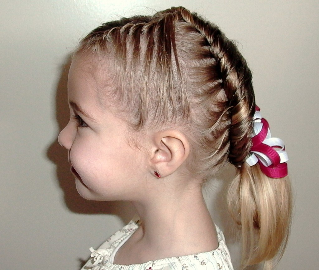 Women's Hair Styles – Women's Favourite Regarding Trendy Ponytail Hairstyles With A Strict Clasp (View 17 of 20)