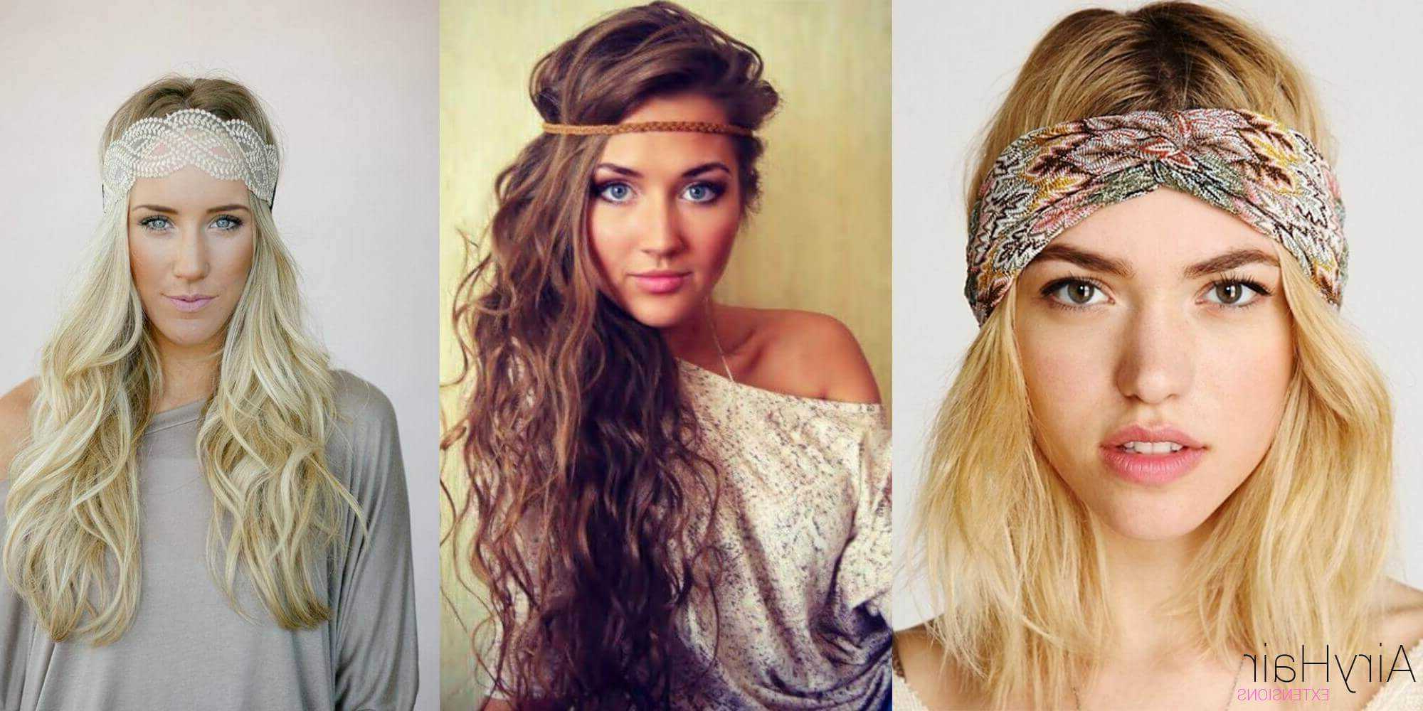 10 Best Chic And Creative Boho Hairstyles Within Newest Chic Bohemian Braid Hairstyles (Gallery 19 of 20)