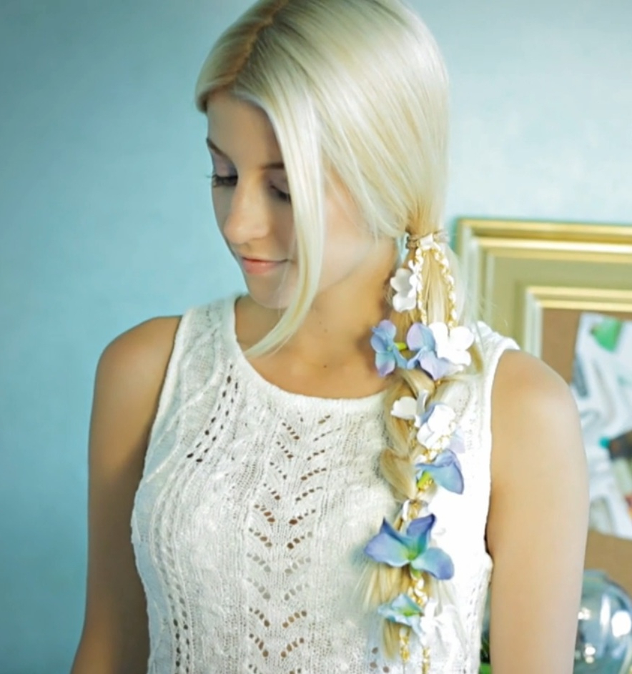 10 Braid Tutorials To Inspire Your Inner Rapunzel (View 6 of 20)