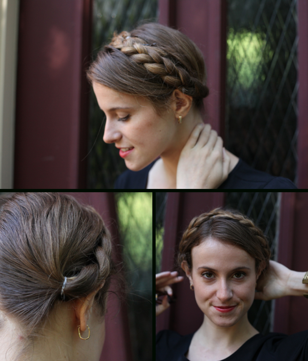 10 Quick And Easy Hairstyles For Updo Newbies – Verily With Well Known Simple Pony Updo Hairstyles With A Twist (Gallery 15 of 20)