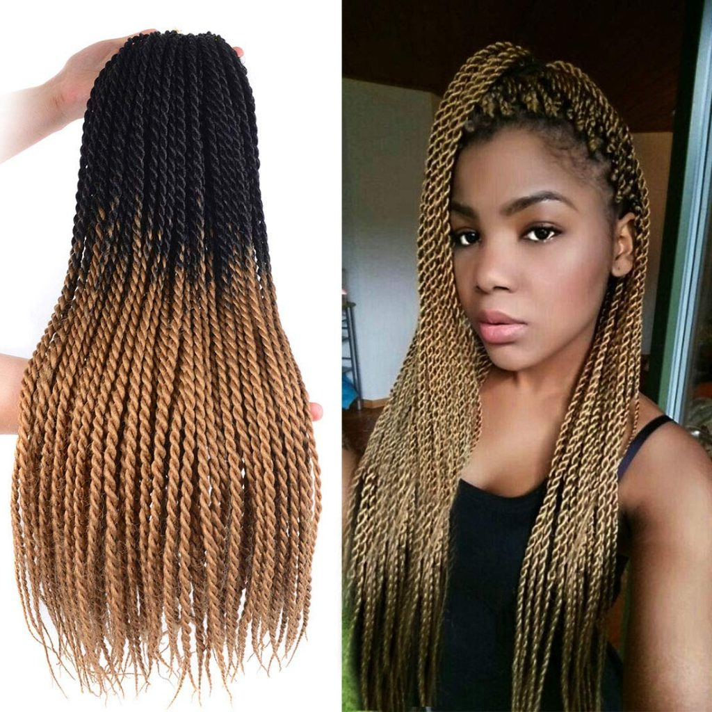 12 Ombre Style Crochet Braids With Great Reviews (View 16 of 20)
